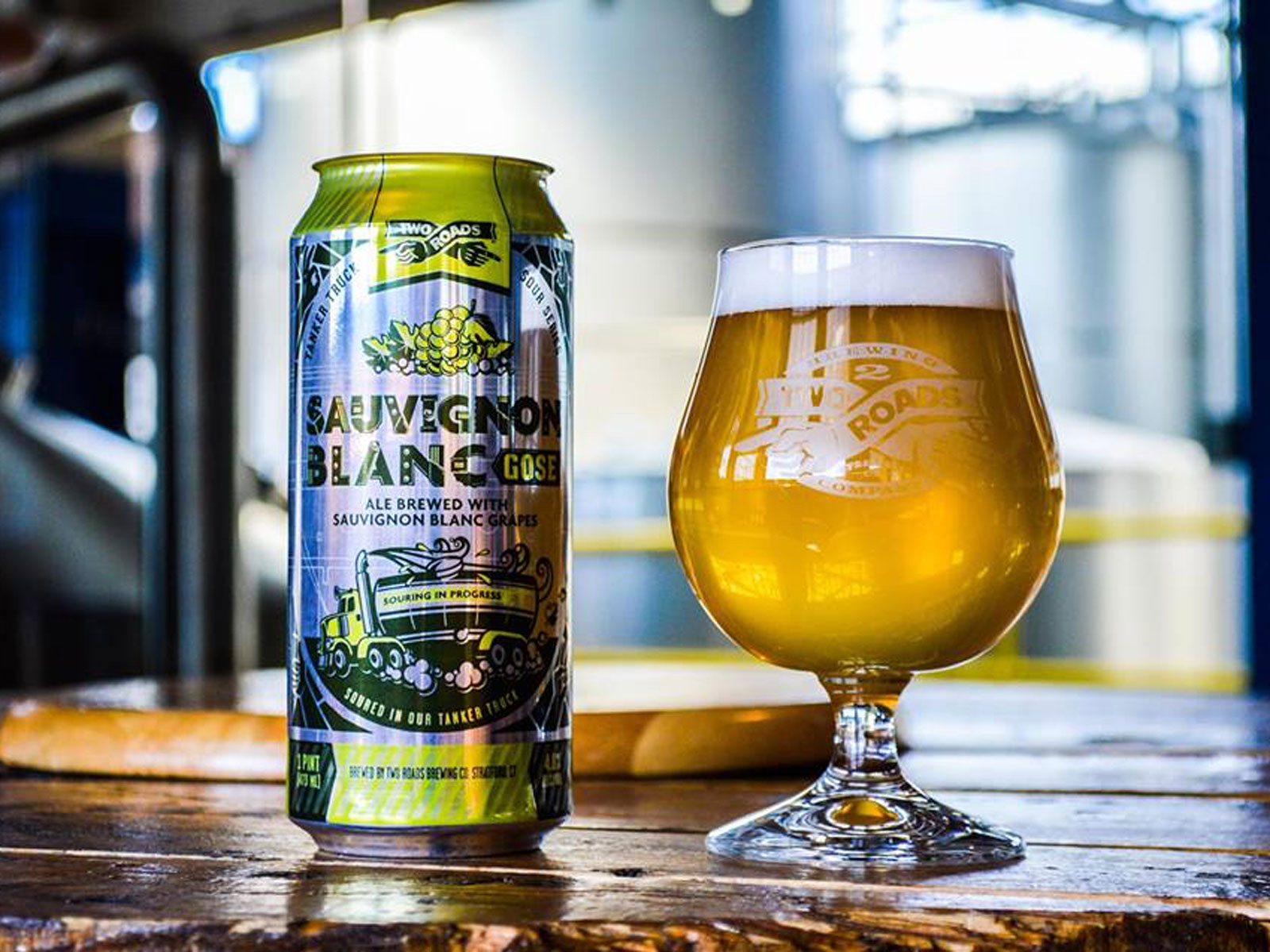 New Sauvignon Blanc Gose Combines Two Signature Summer Drinks