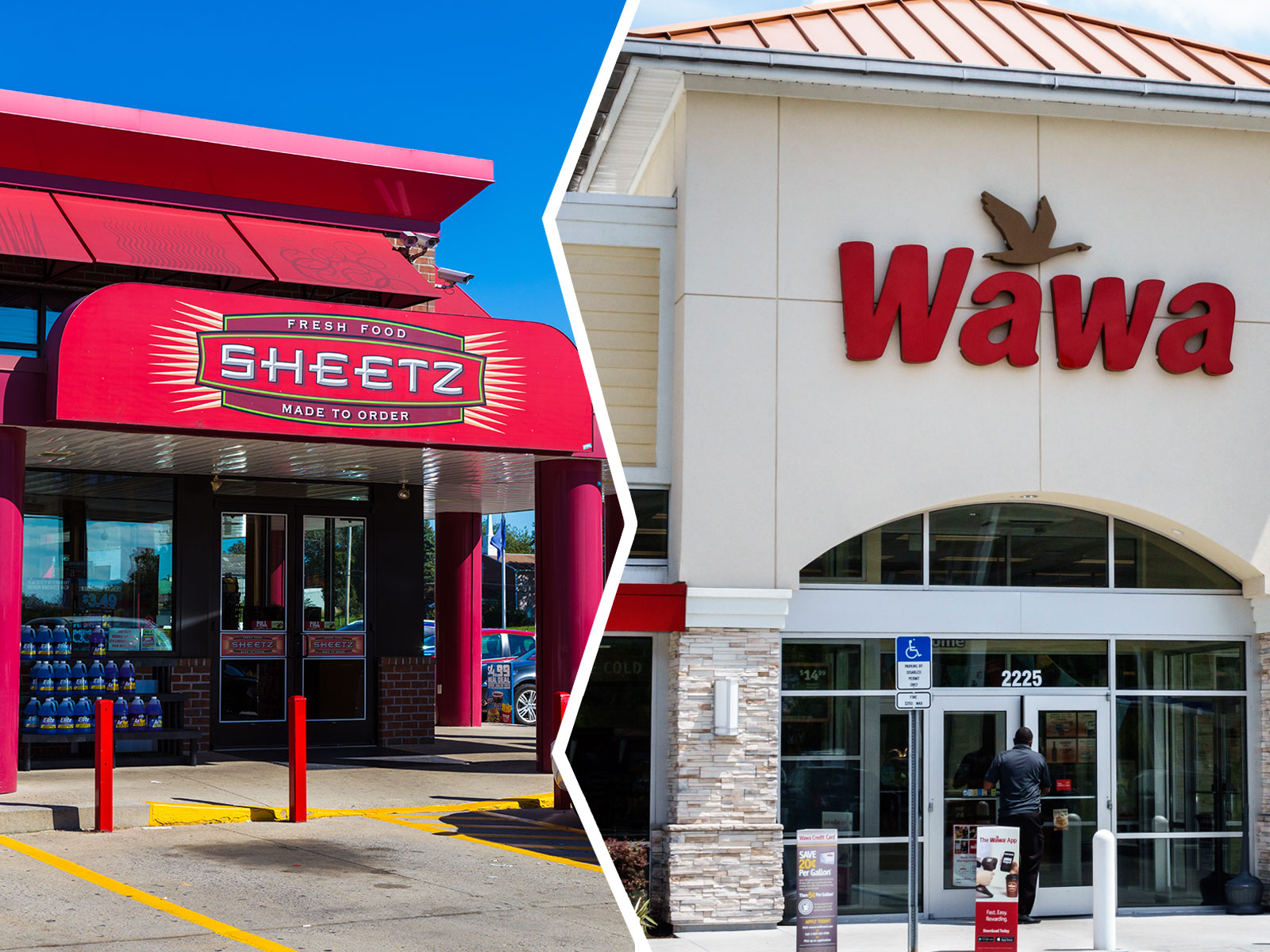 Sheetz vs. Wawa
