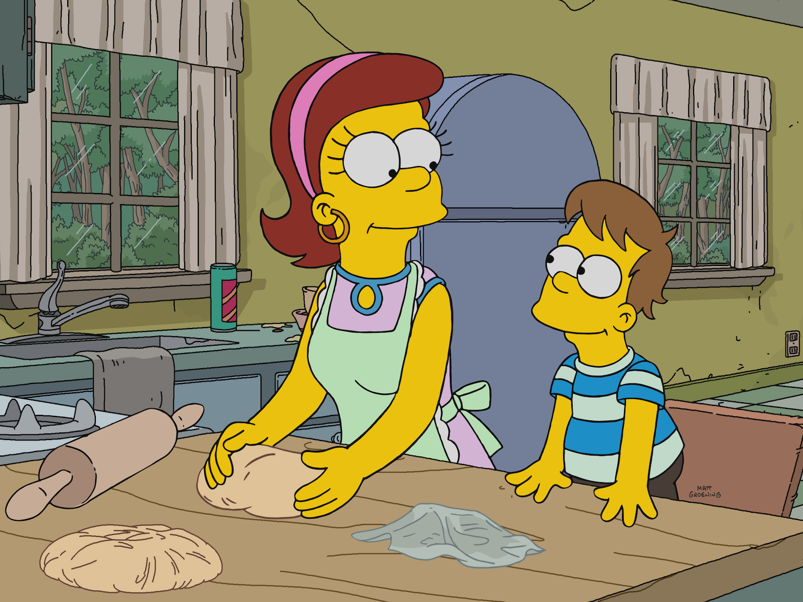 Homer Simpson's Mom's Apple Pie Recipe Is No Joke