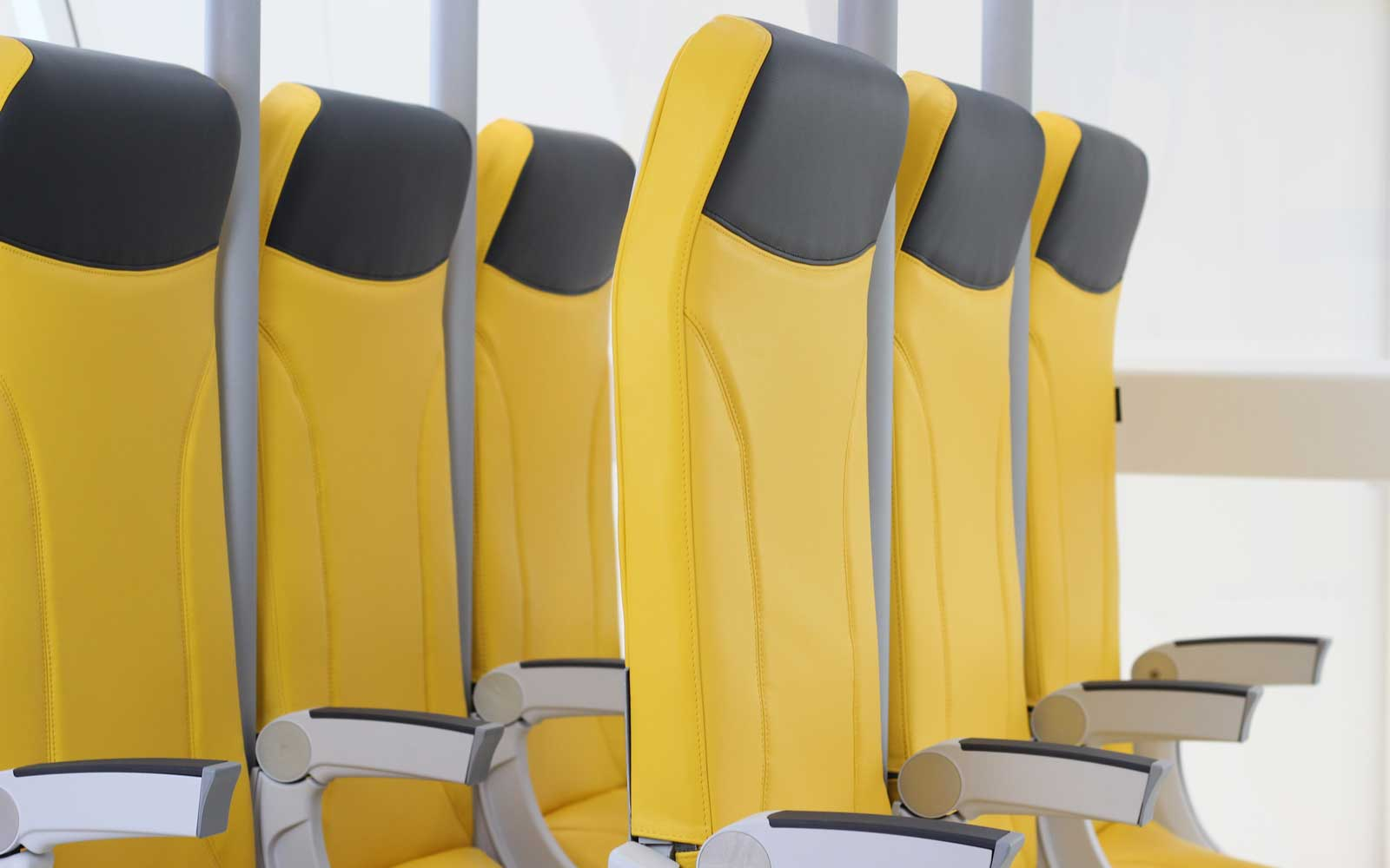 These Stand-up Airplane Seats Look Like a Roller Coaster Ride