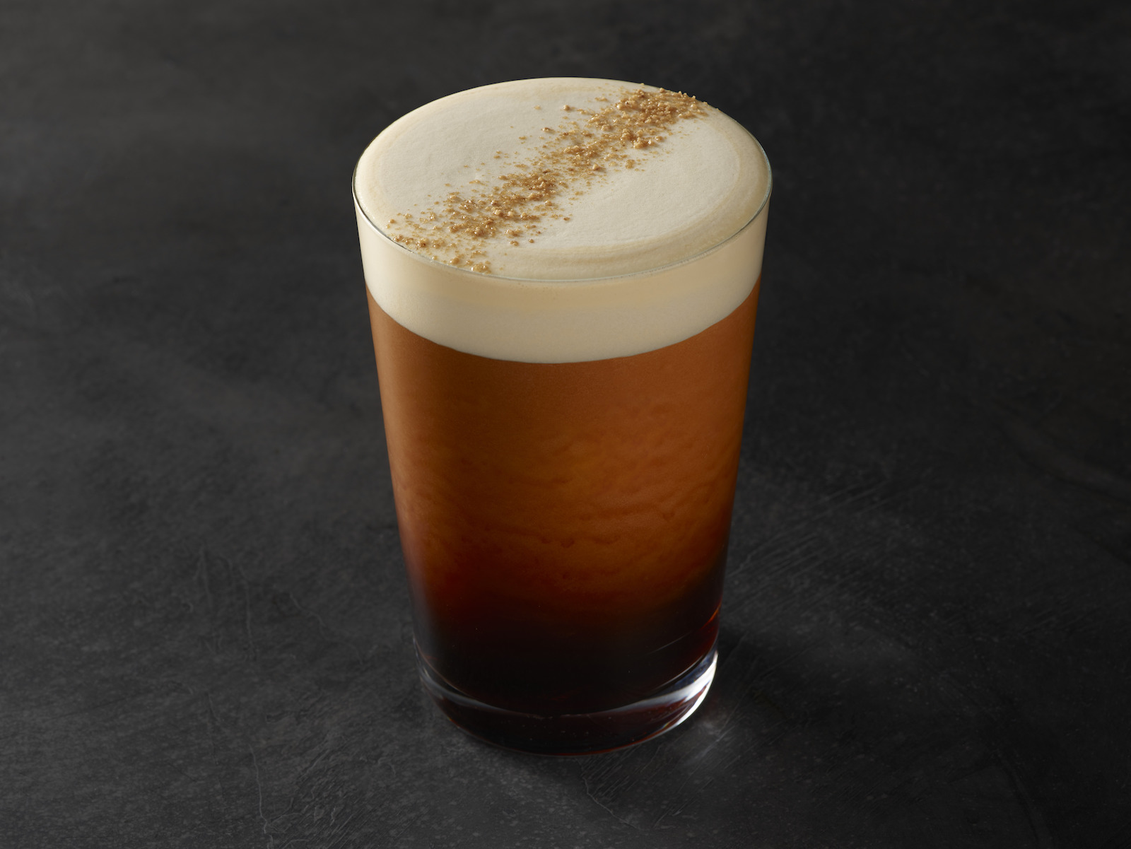 Starbucks' Cold Foam Adds a Frothy Top to Your Iced Coffee