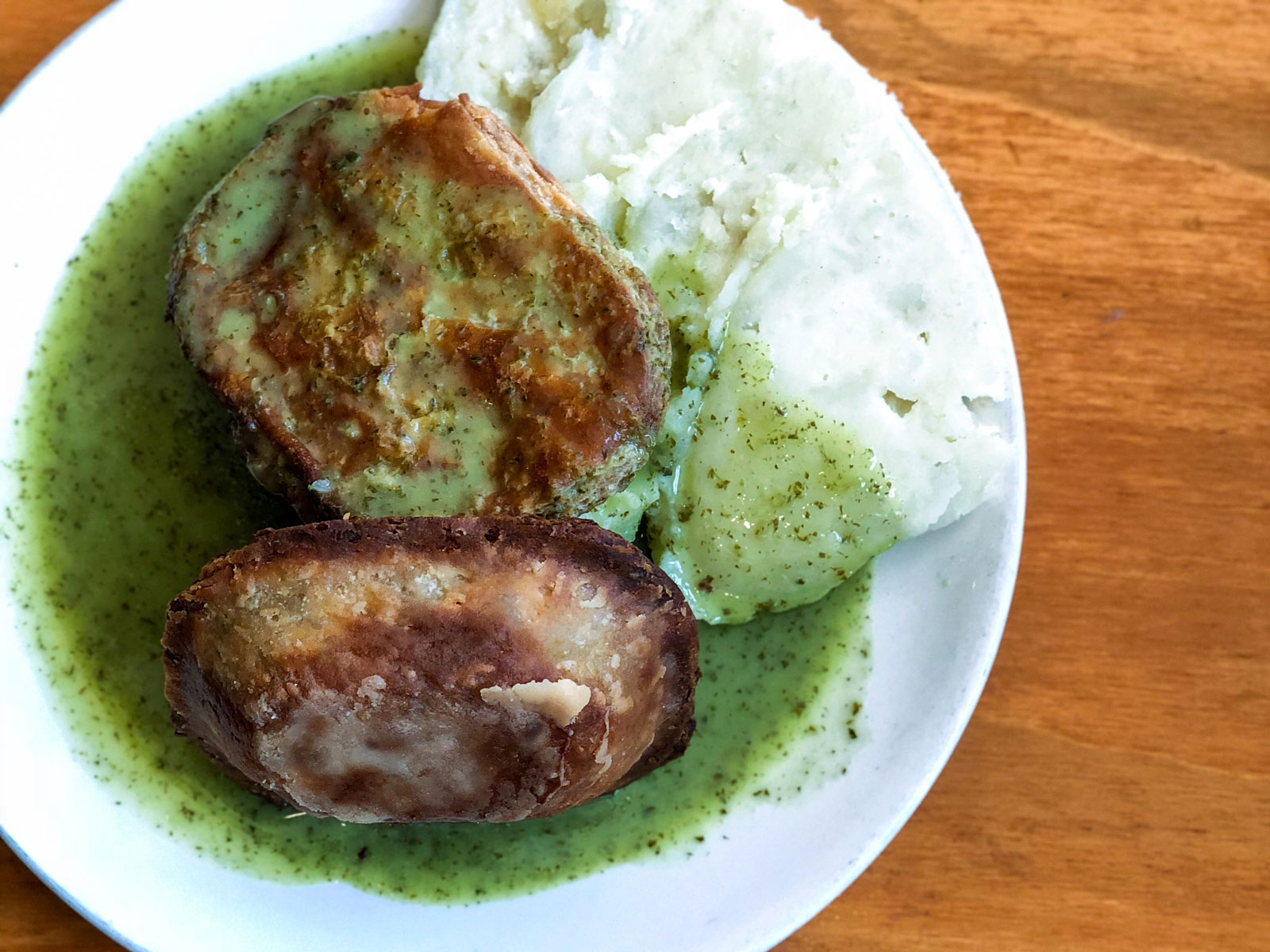 This Quirky Pie-and-Mash Shop Brings the East End to South Philly