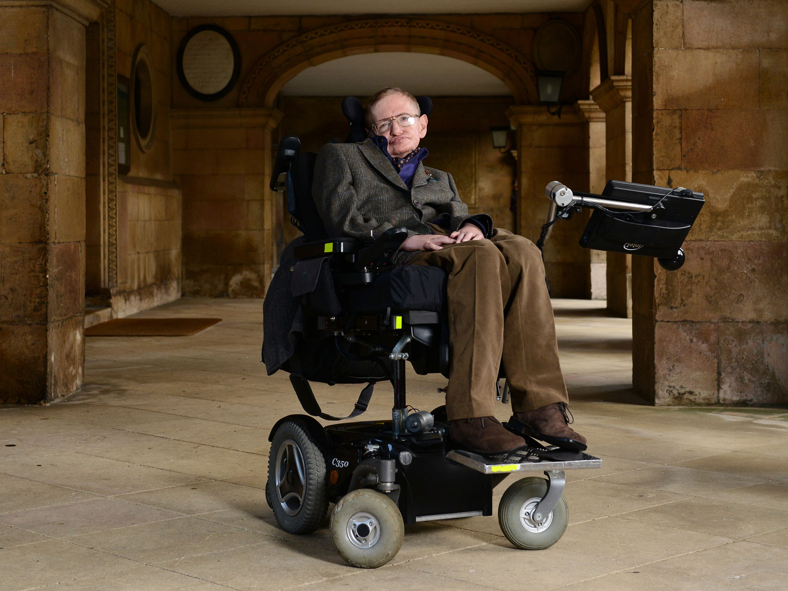 Stephen Hawking's parting Easter gift for the homeless