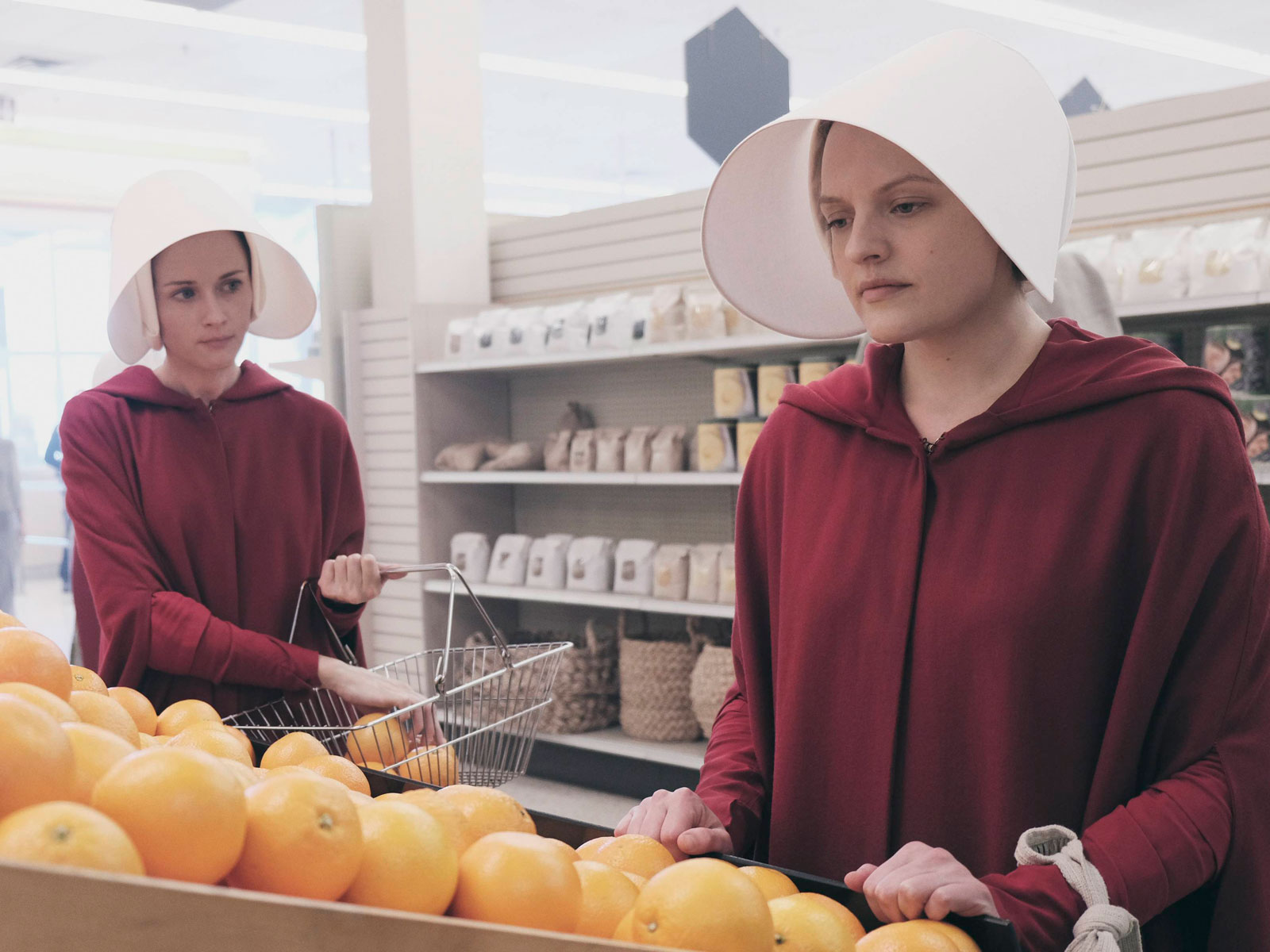 10 Food Moments from 'The Handmaid's Tale' to Get You Pumped for Season Two