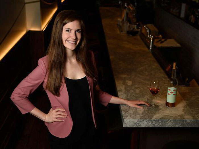 How Sommelier and Rosé Expert Victoria James Got Where She Is Today