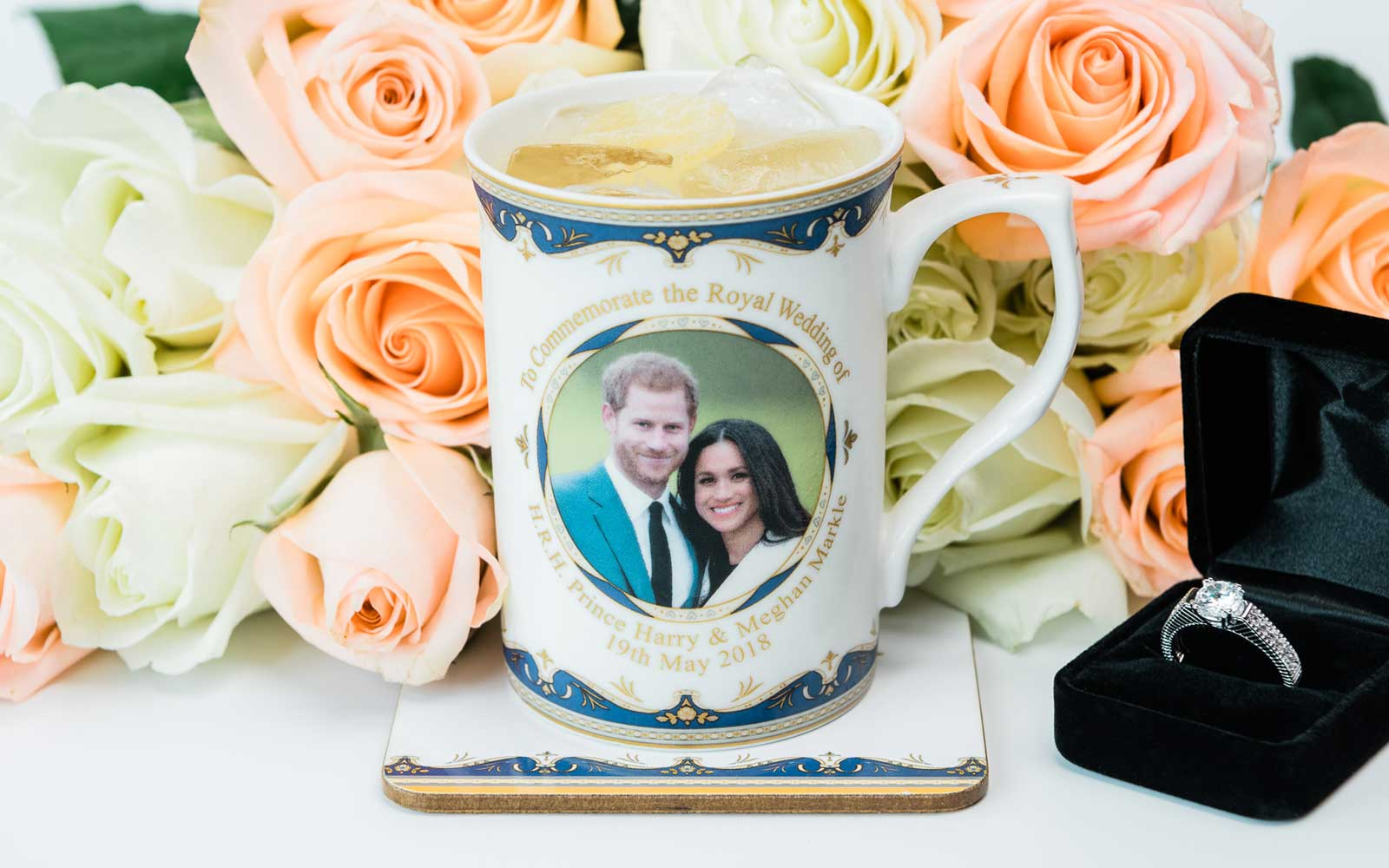 'When Harry Met Meghan' is one of 11 original cocktails at Drink Company's Royal Wedding PUB, running May 4-20