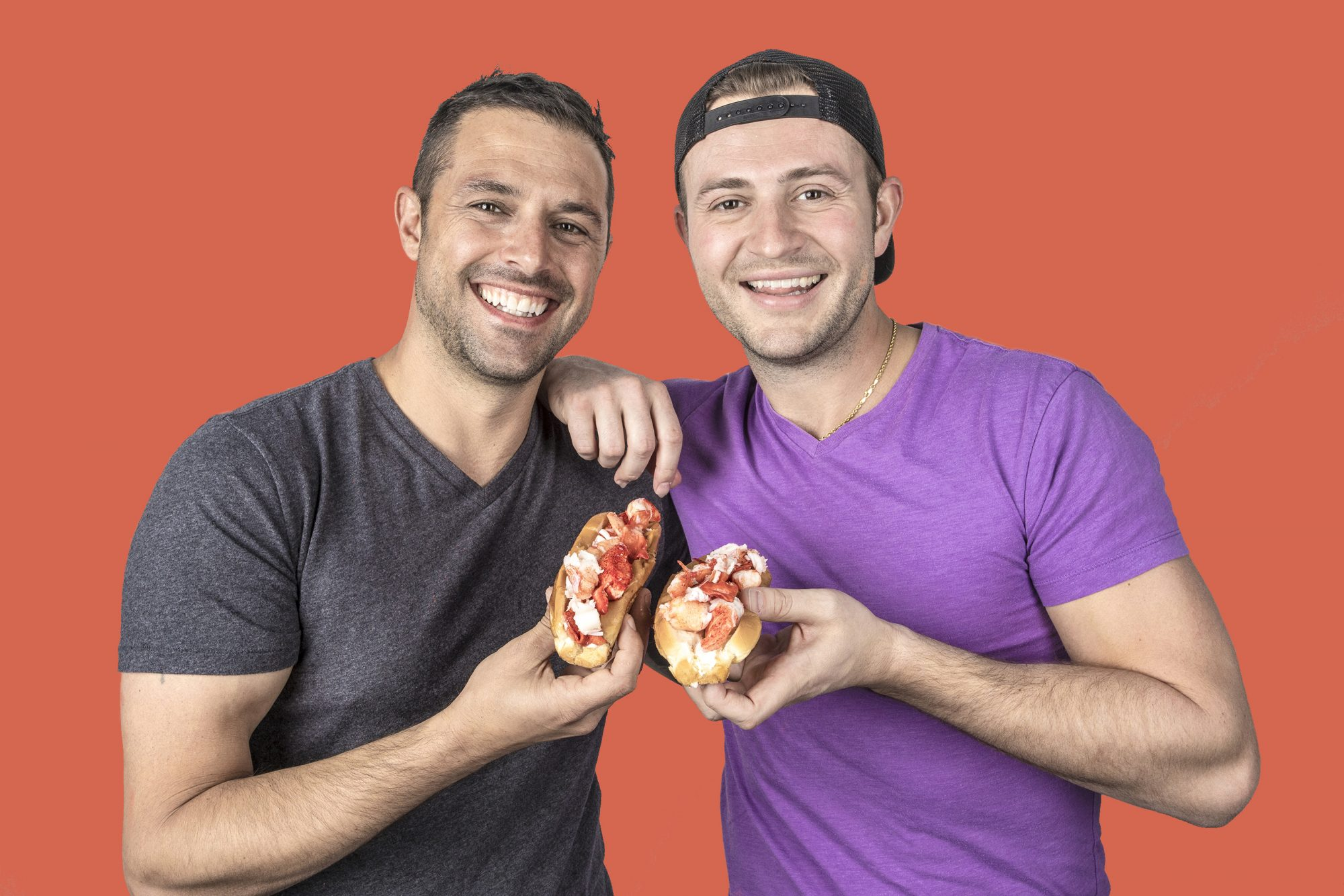 These Two Cousins Got Drunk and Decided to Start a Lobster Truck. Now They're Running a $20 Million Business