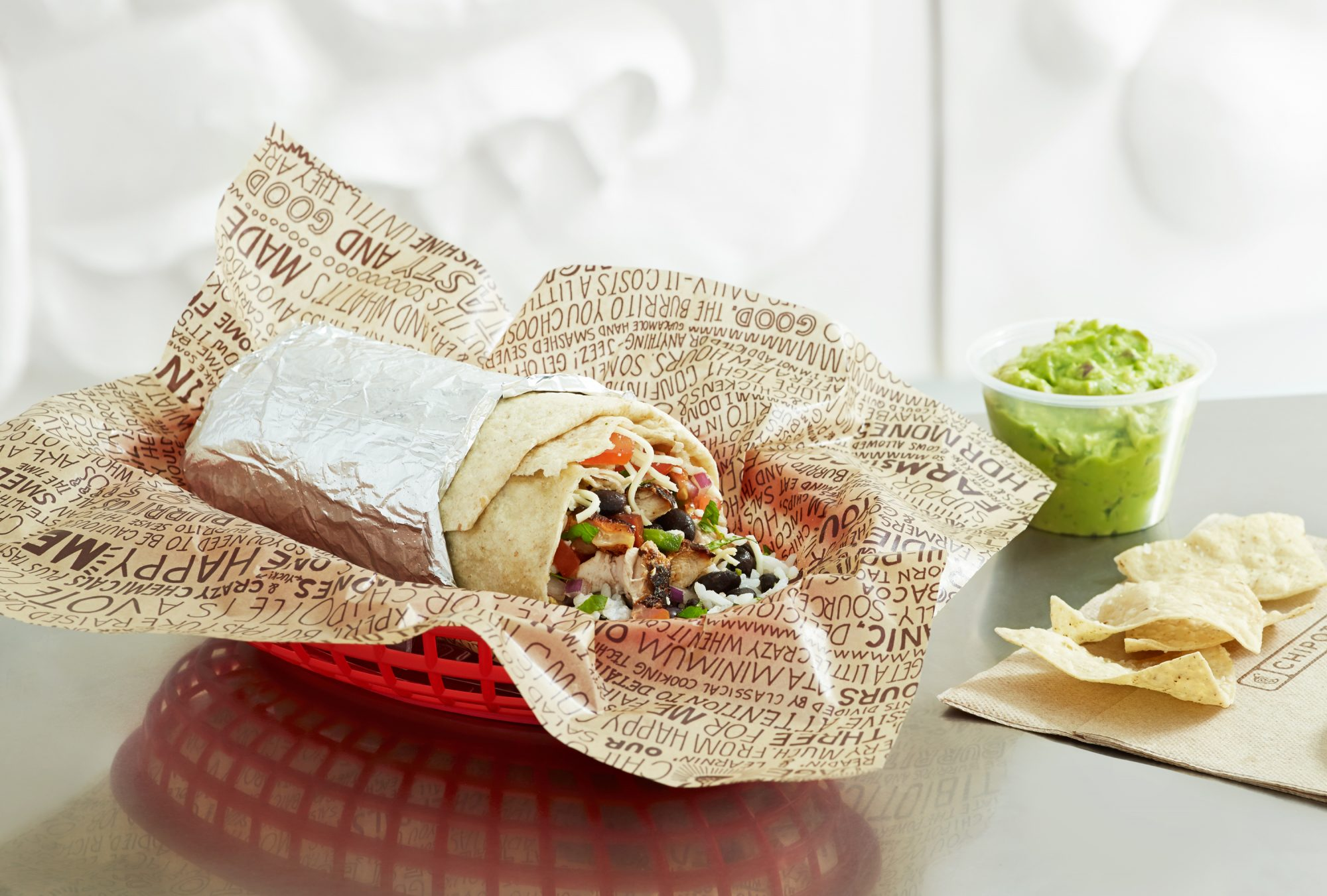 Chipotle Is Giving Away FREE Burritos. Here's How to Get One