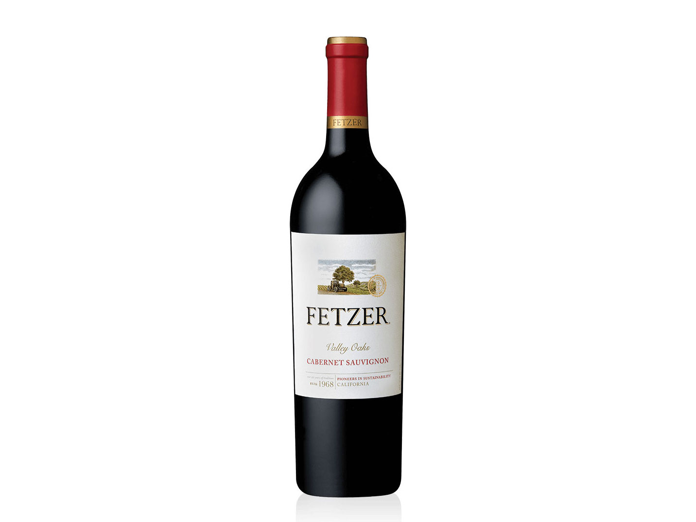 2016 Fetzer Valley Oak Cabernet Sauvignon California