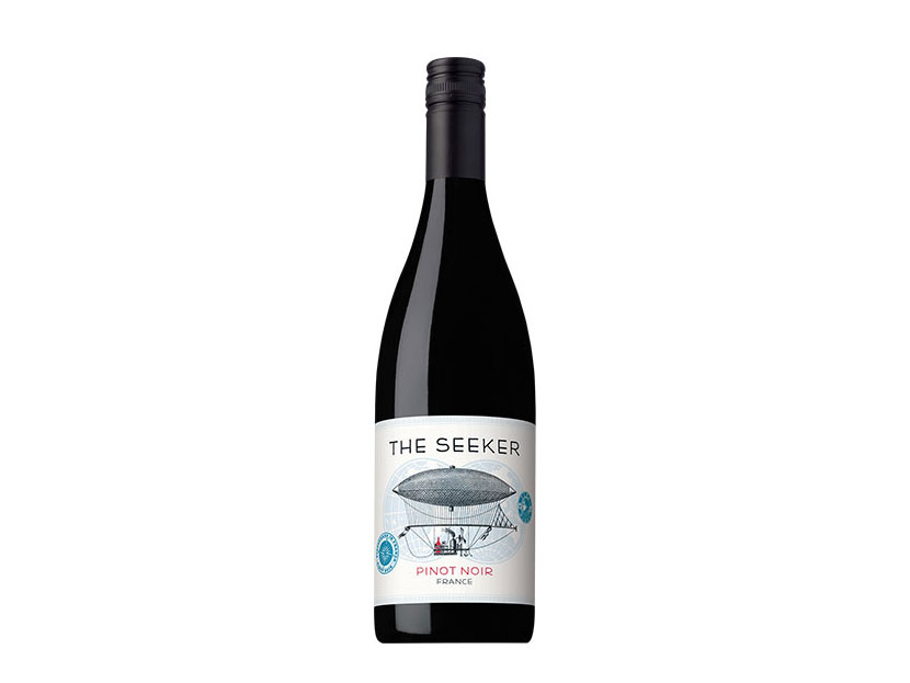 2016 The Seeker Pinot Noir
