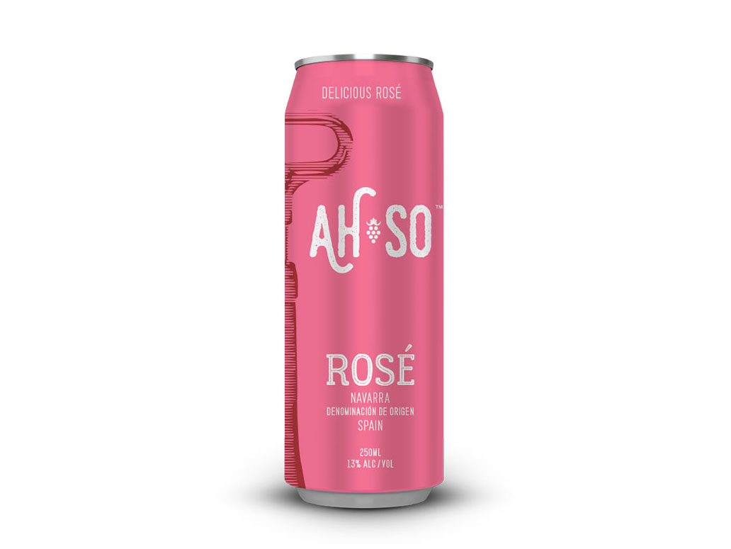 2017 Ah-So Rose, Navarra
