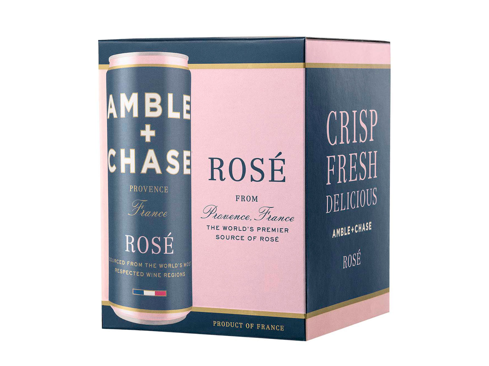 2017 Amble + Chase Rose