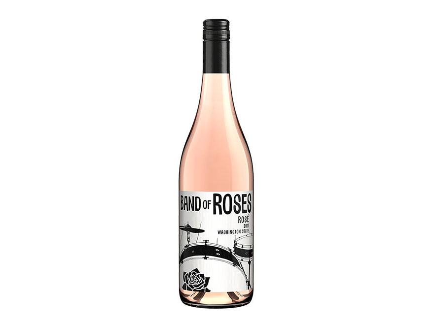 2017 Band of Roses Rosé