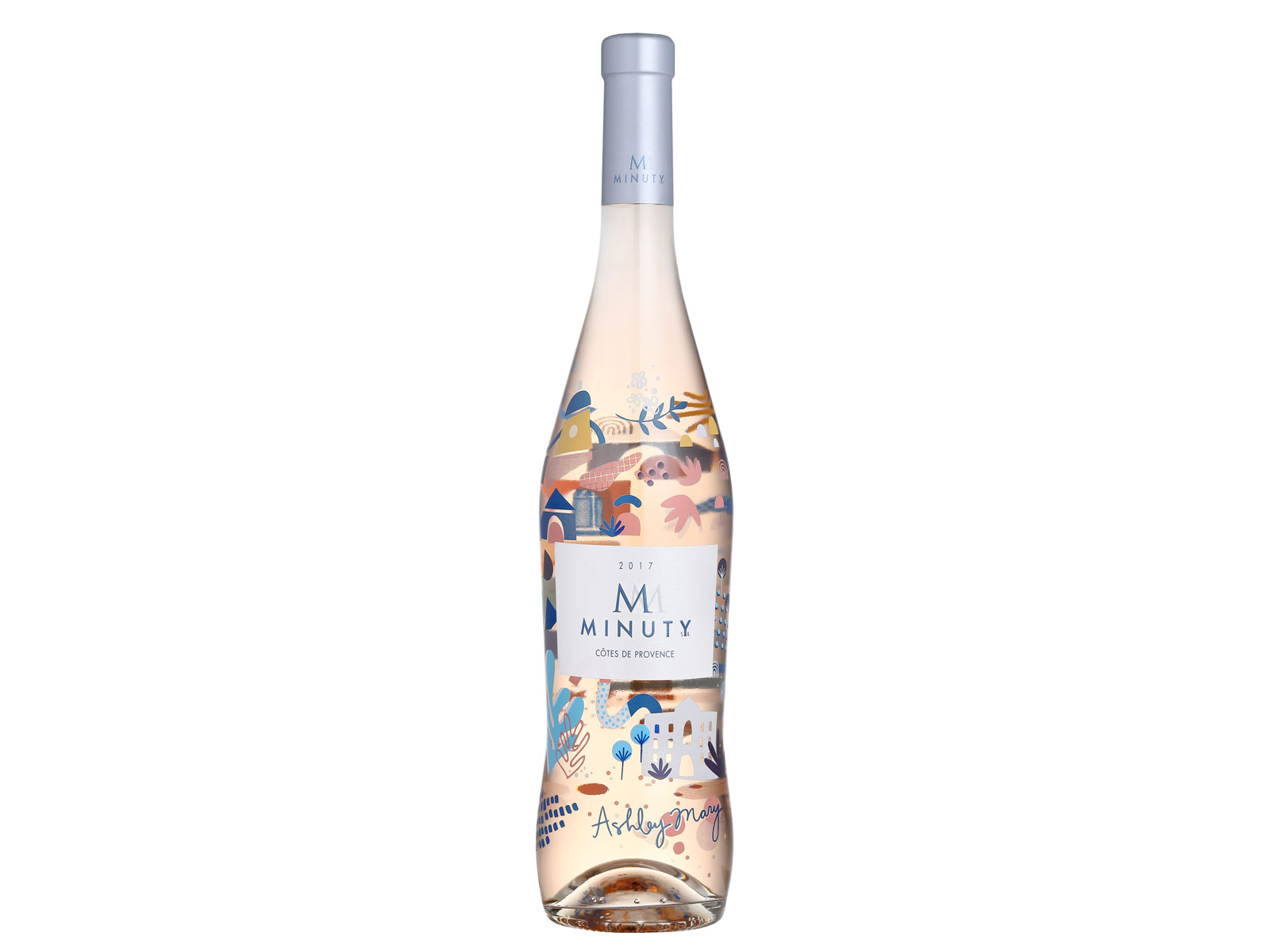 2017 M de Minuty Rose  Limited Edition