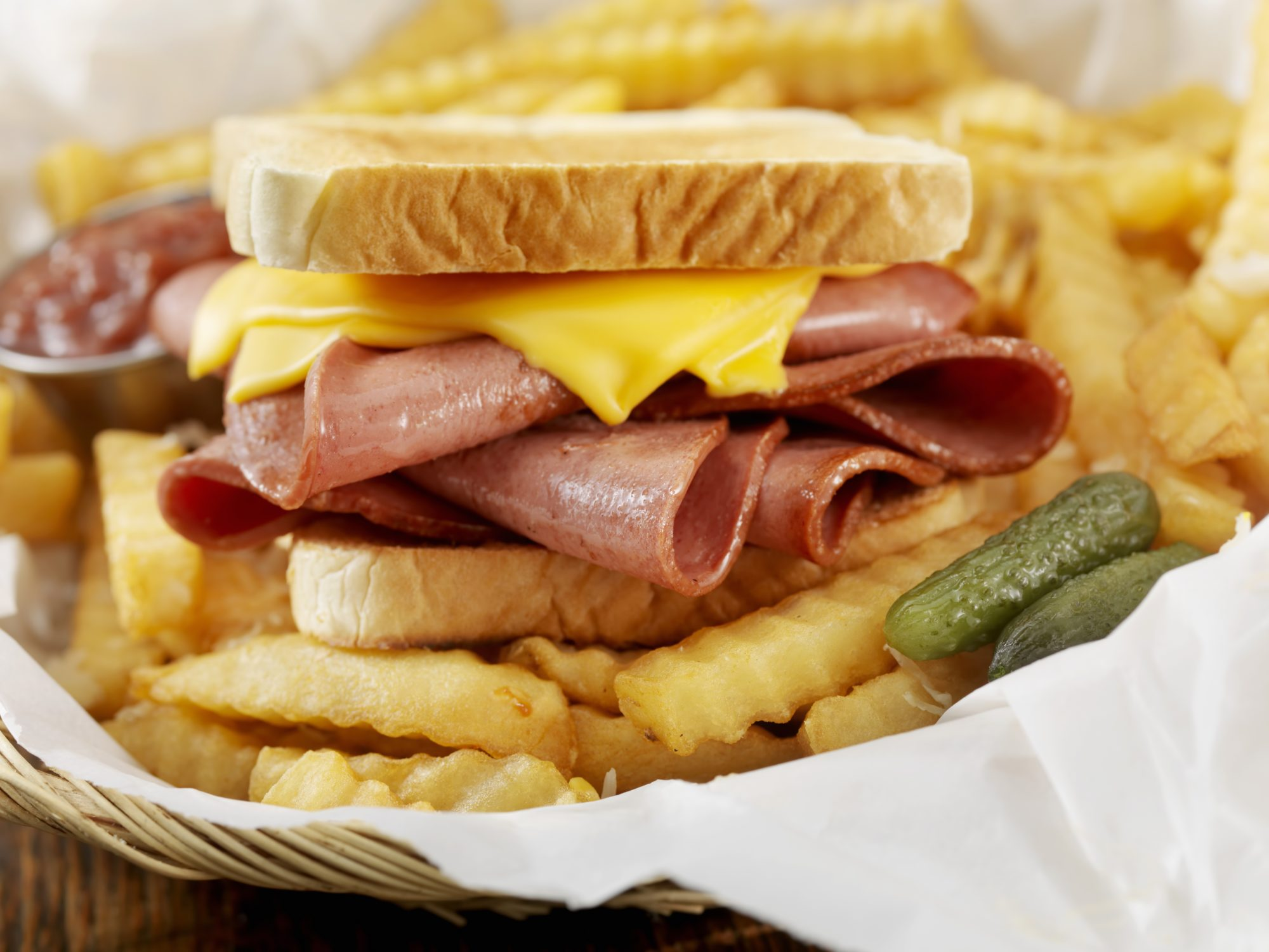 Fried Bologna Sandwiches Are Everything America Needs Right Now