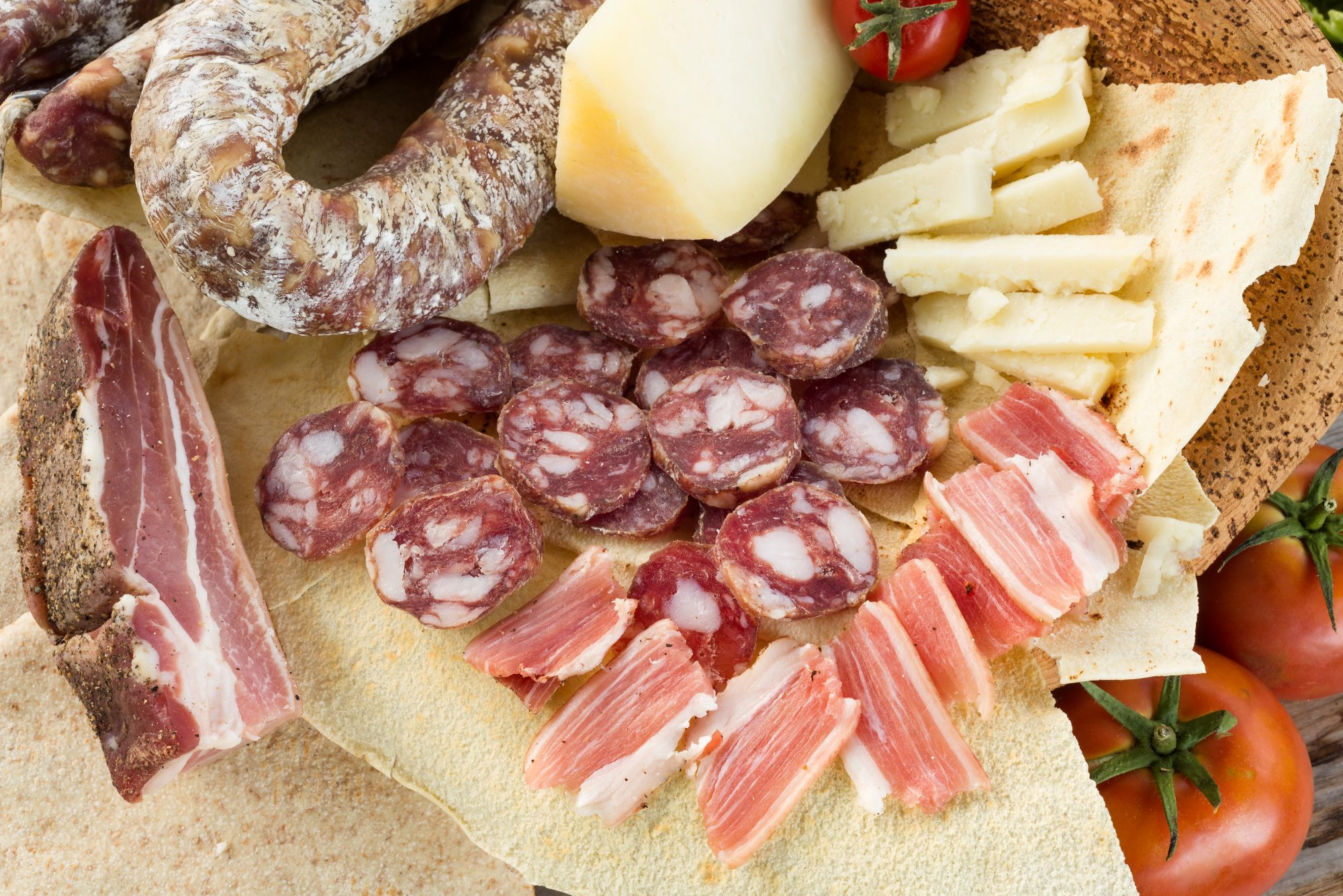 Everything You Need to Put Together the Ultimate Sardinian Cheese Board
