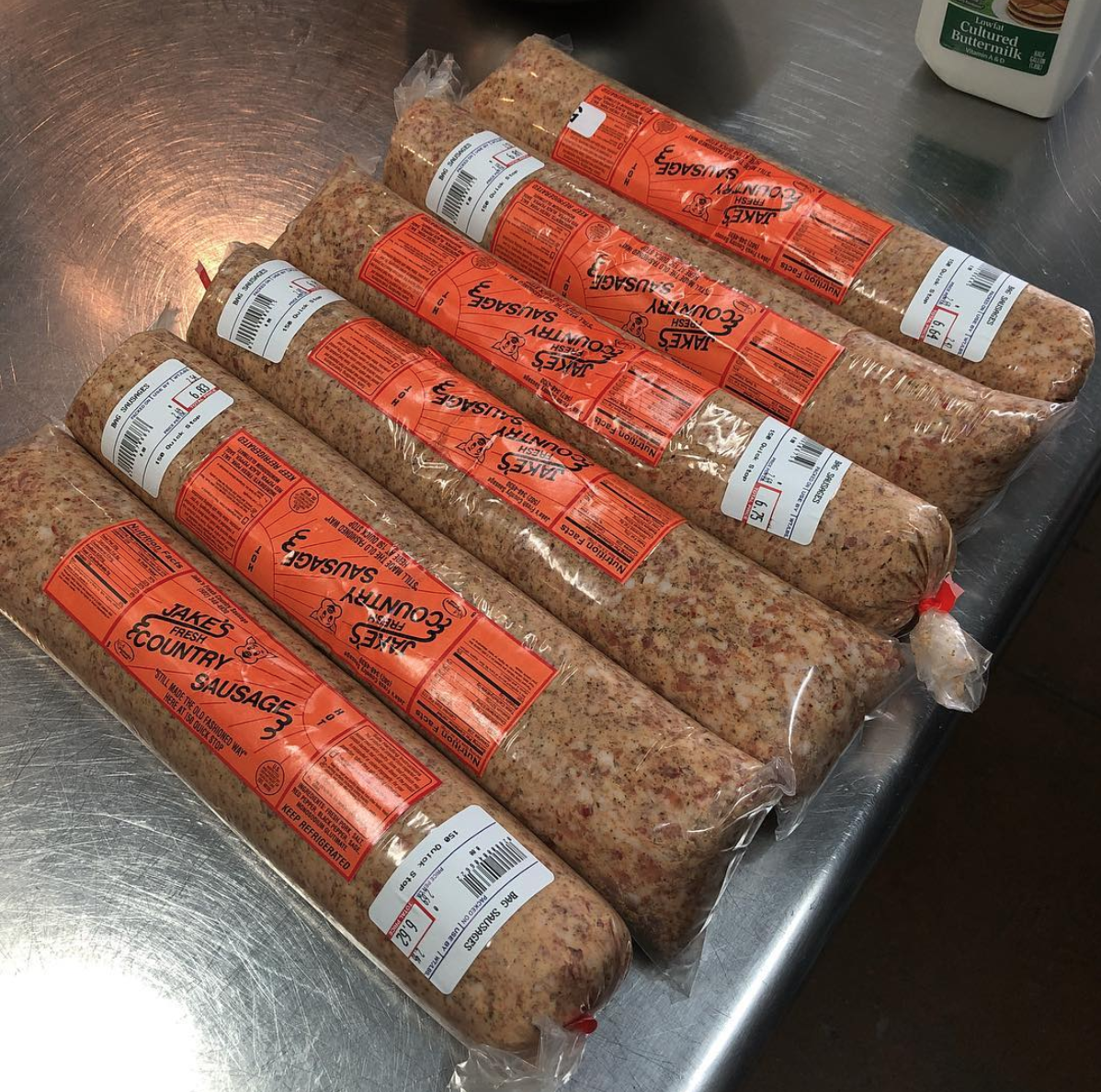 This Kentucky Gas Station Makes Some Of The Best Sausage