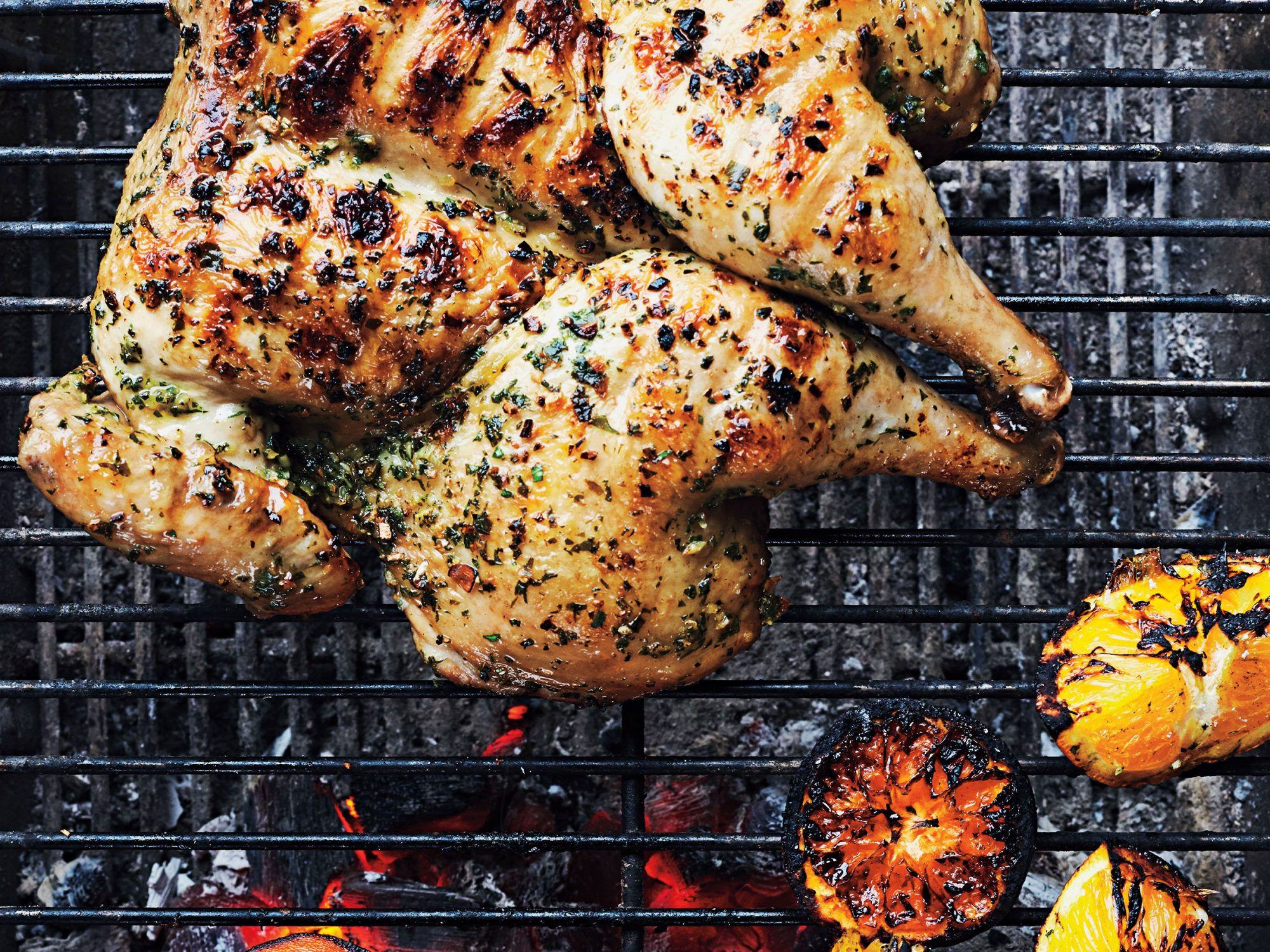 A Better Way to Cook Chicken on the Grill