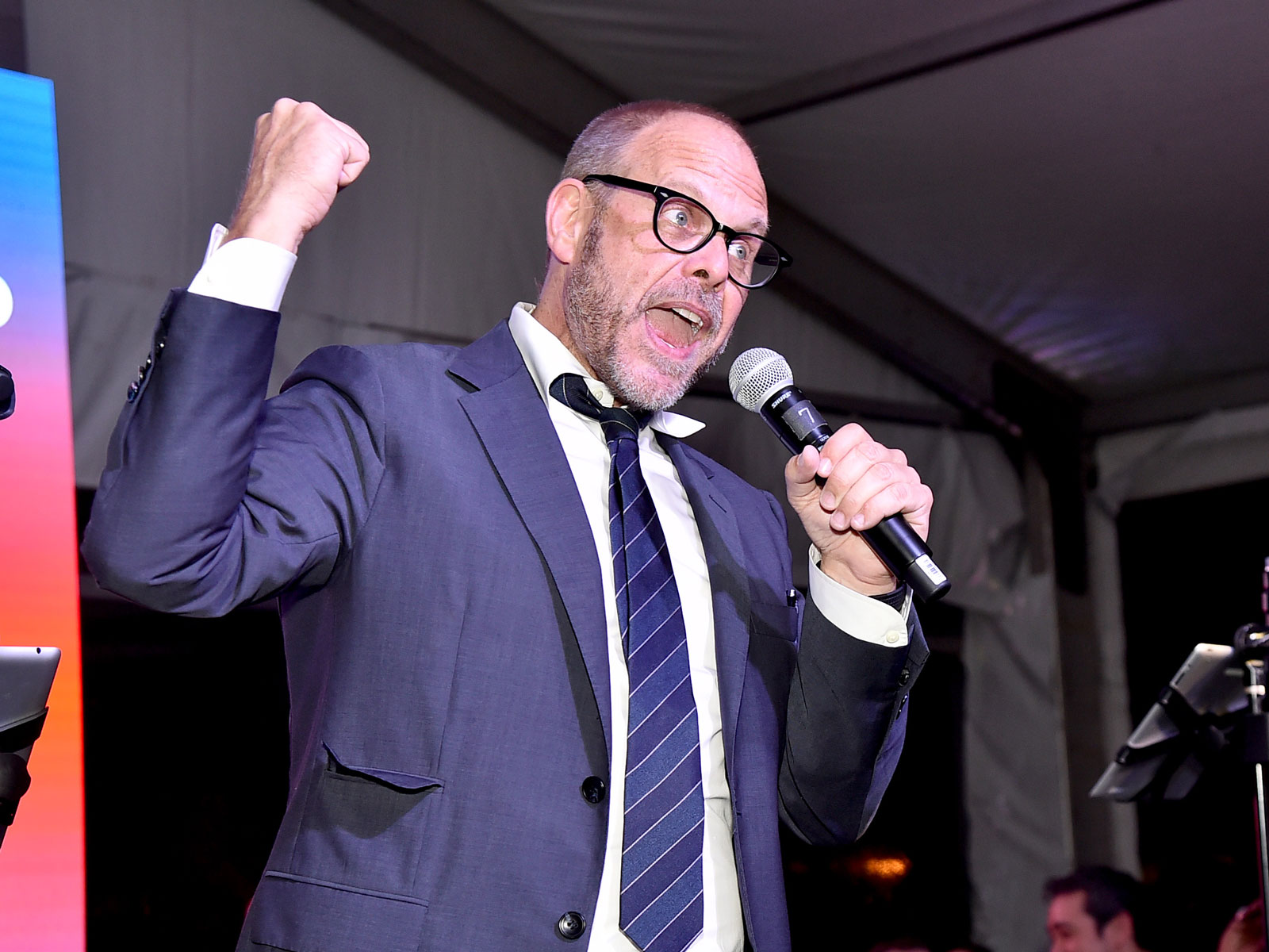 Alton Brown Dropped an Album With a Rap Song About Being a TV Chef
