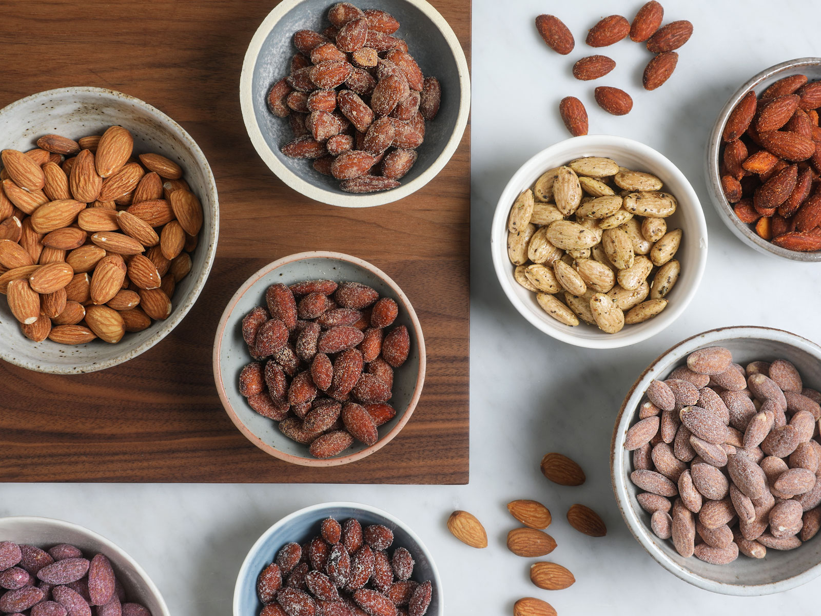 Every Blue Diamond Almond Flavor, Taste-Tested and Ranked