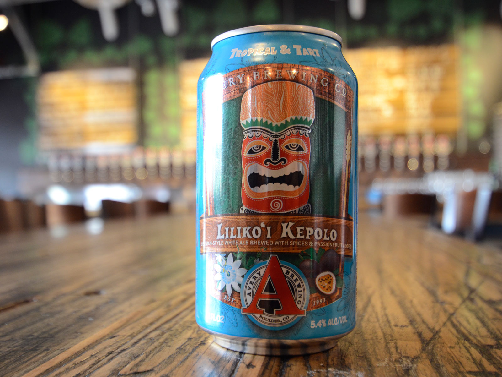 Avery Brewing Liliko'i Kepolo