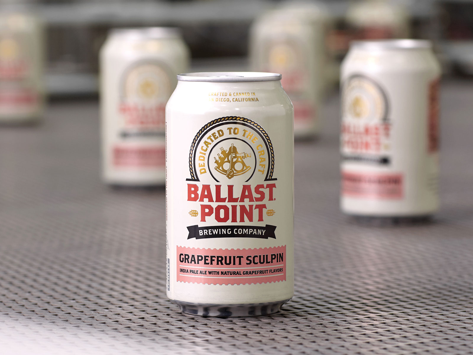 Ballast Point Brewing Grapefruit Sculpin