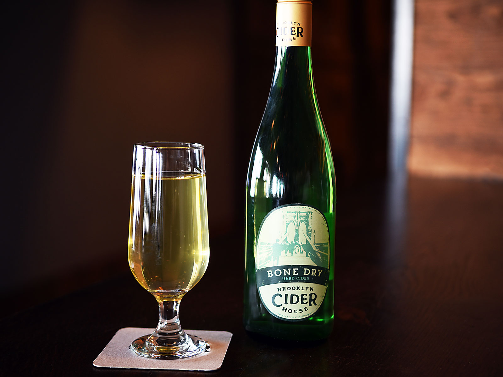 Brooklyn Cider House Is the Basque Cidery America Needs