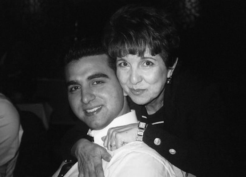 Chef TBT mother's day - Buddy Valastro