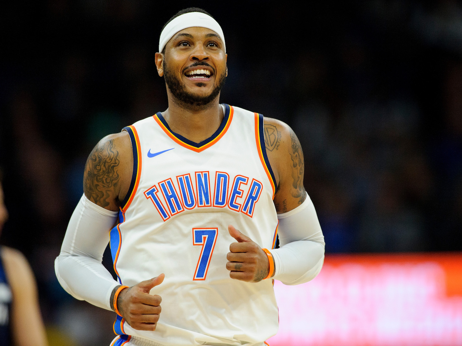 Is Carmelo Anthony the Next LeBron James...of Pizza?