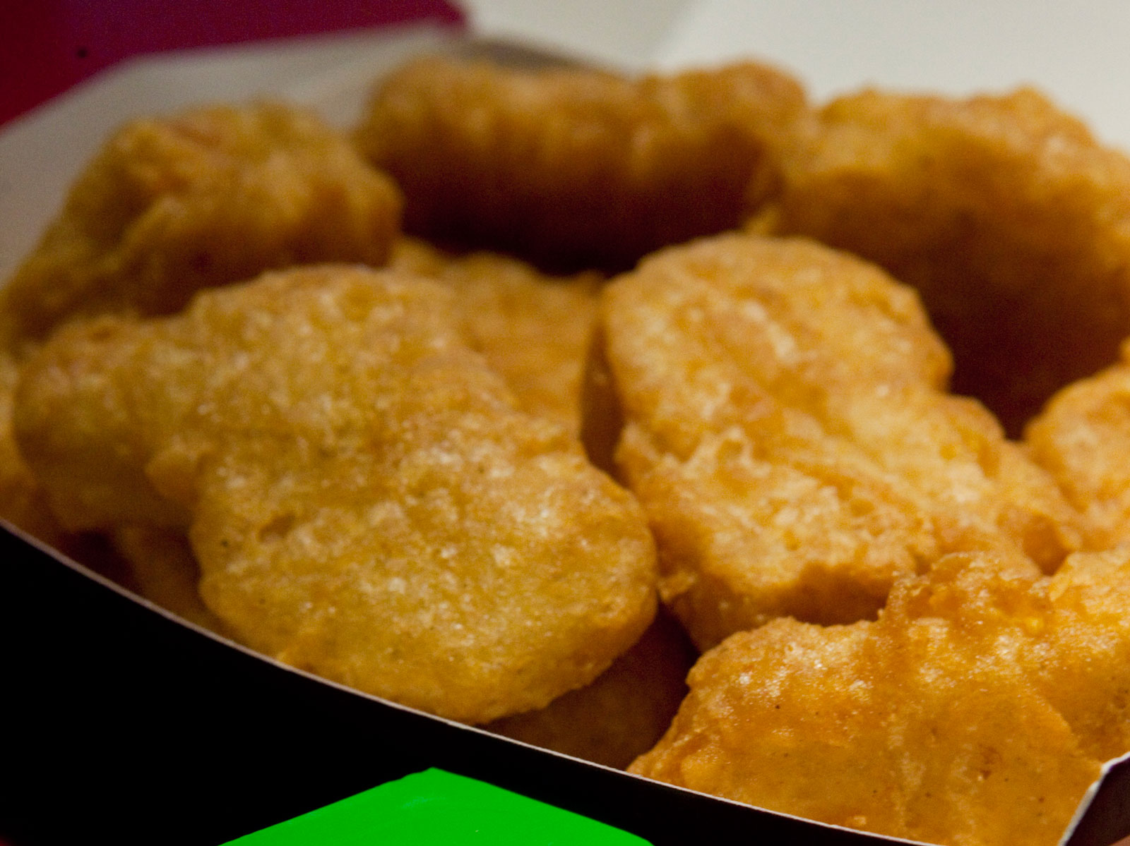 How To Get Free Chicken Mcnuggets Delivered To Your Door