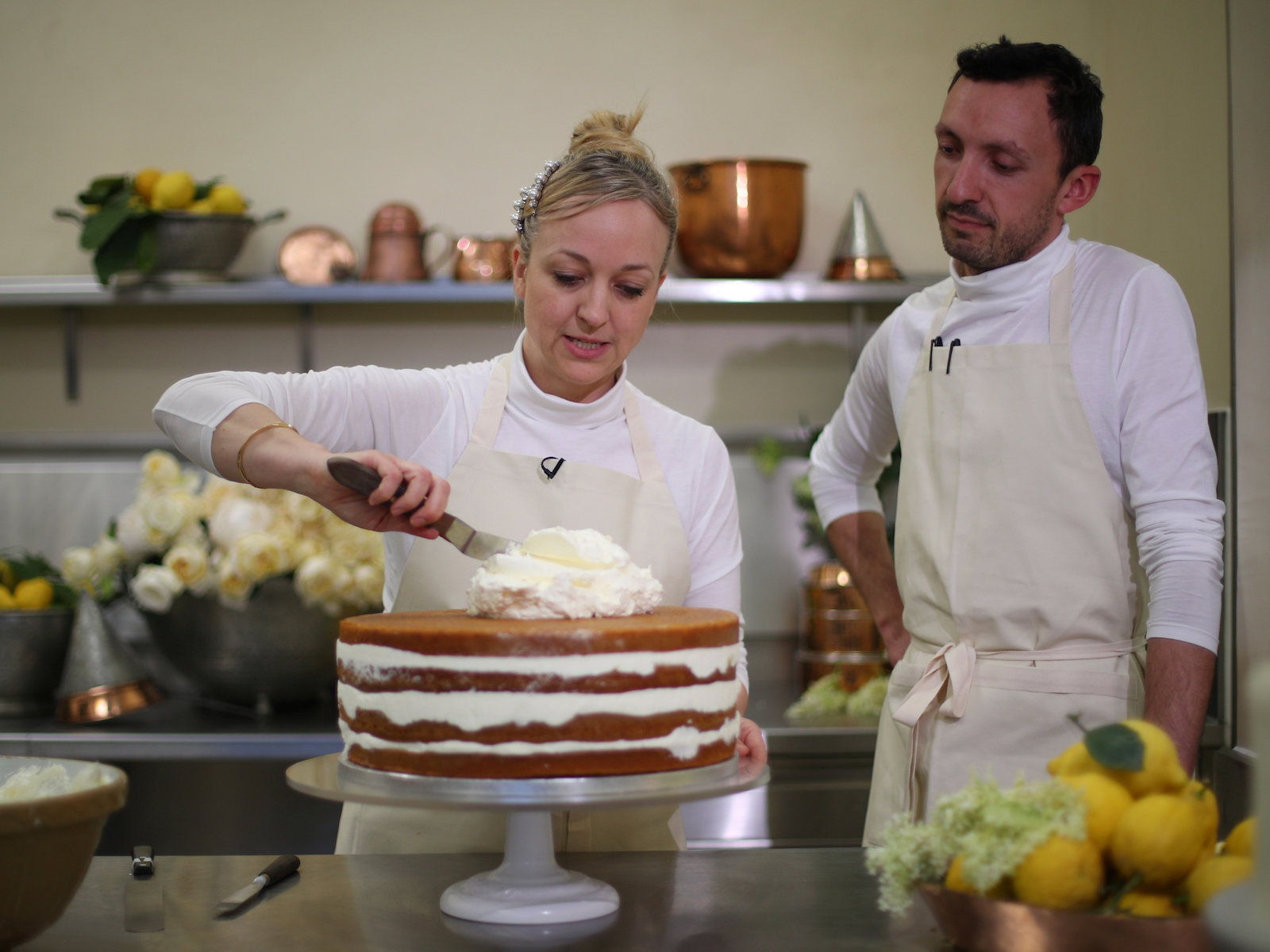 Here's the Recipe for the Royal Wedding Cake