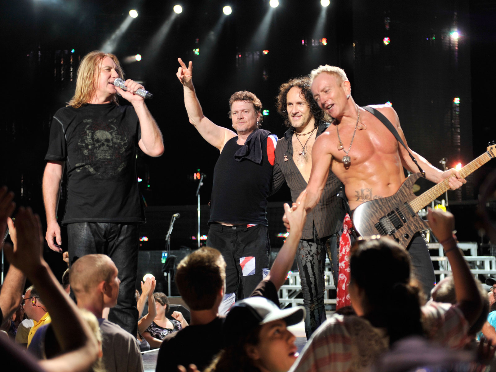 Def Leppard—and Their Own Beer—Are on Tour with Journey This Summer