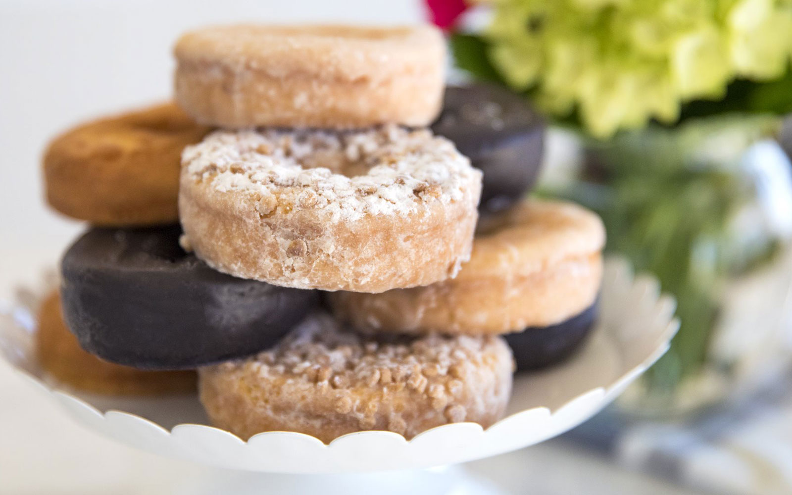 Dessert recipes easy dessert recipes ideas food wine entenmanns donut forumfinder Image collections