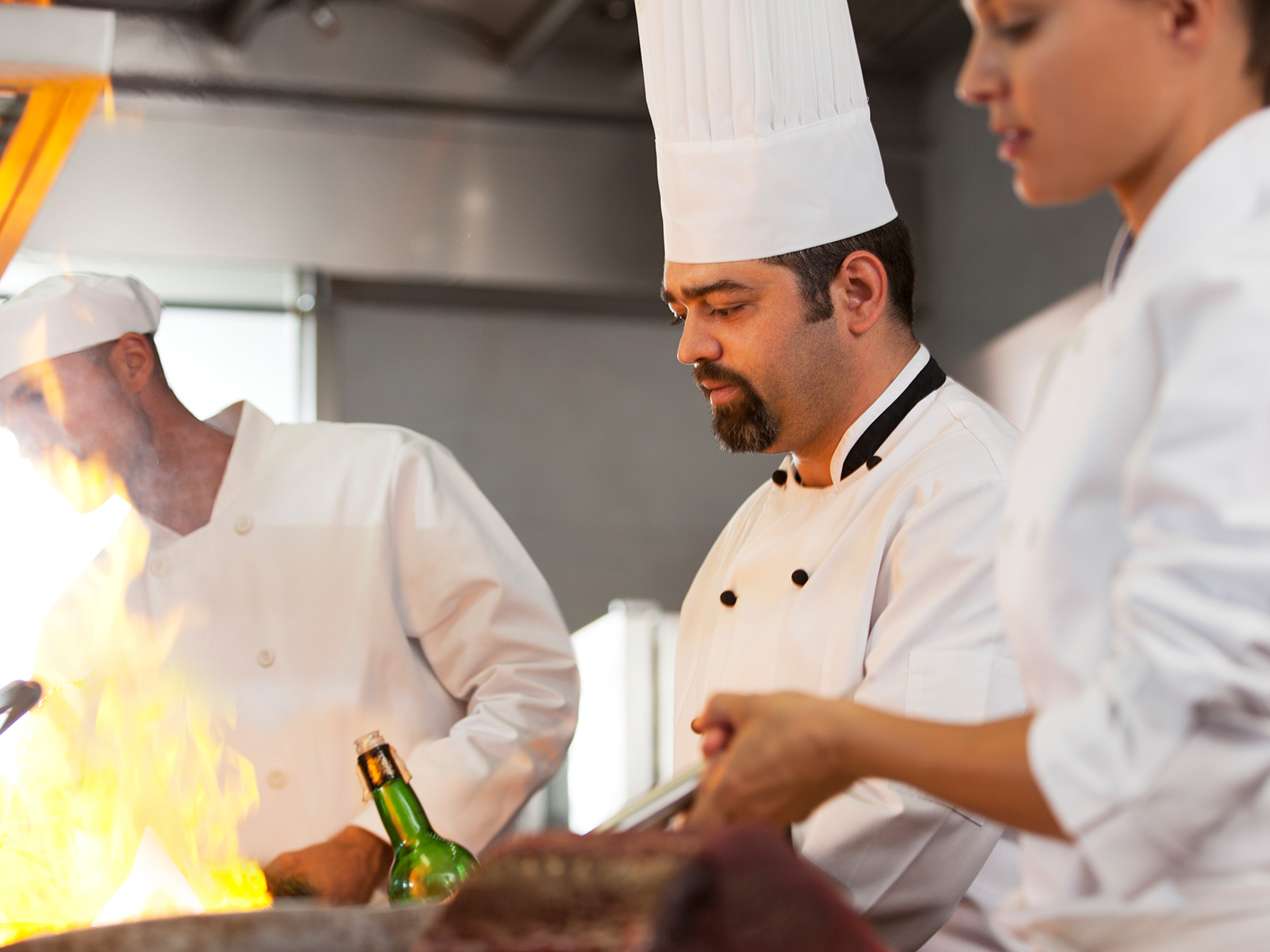 Chefs Set Aside 'An Hour for Us' to Talk About Better Kitchen Culture