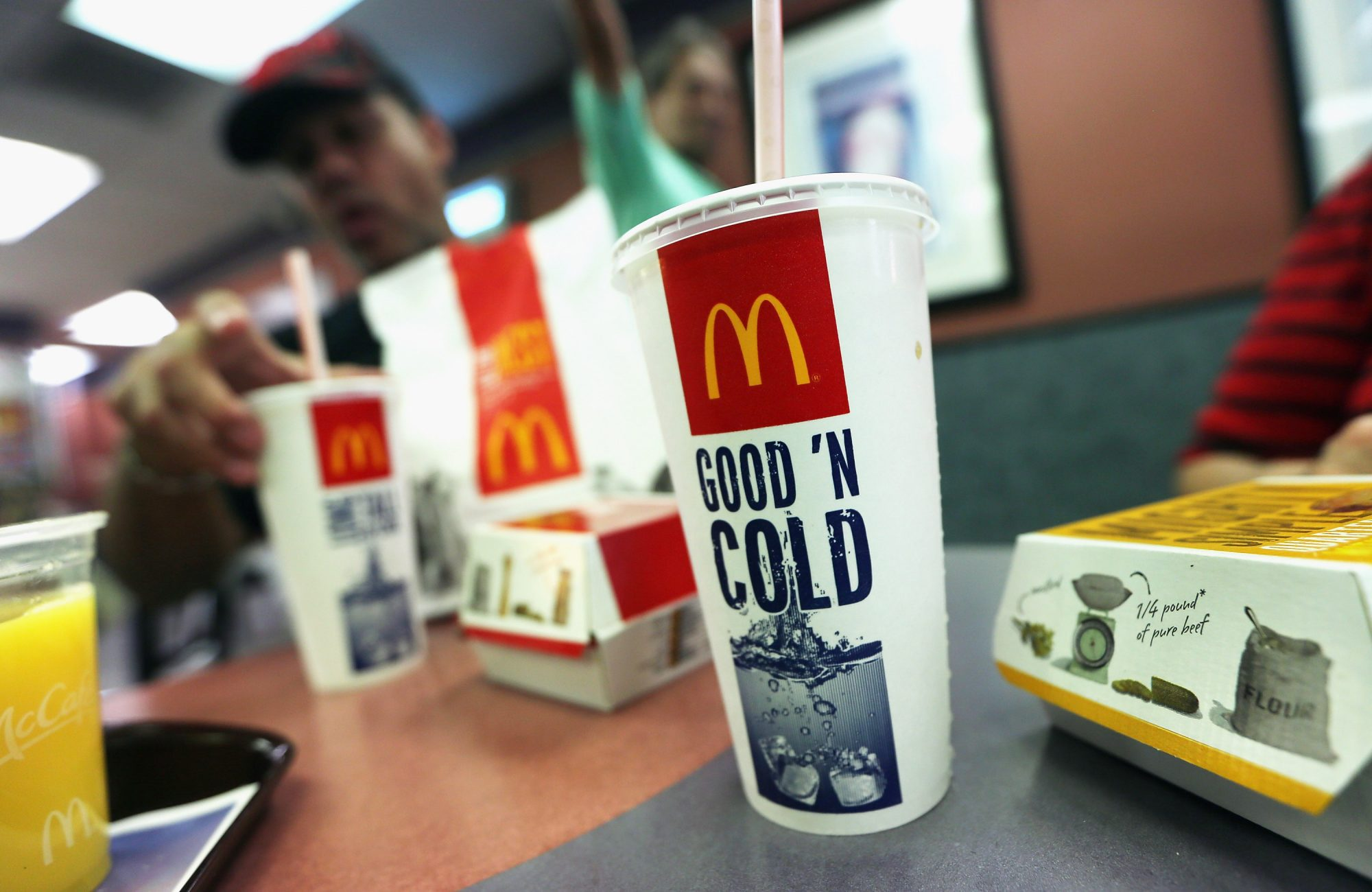 McDonald's Shareholders to Vote This Week on Whether to Ban the Plastic Straw