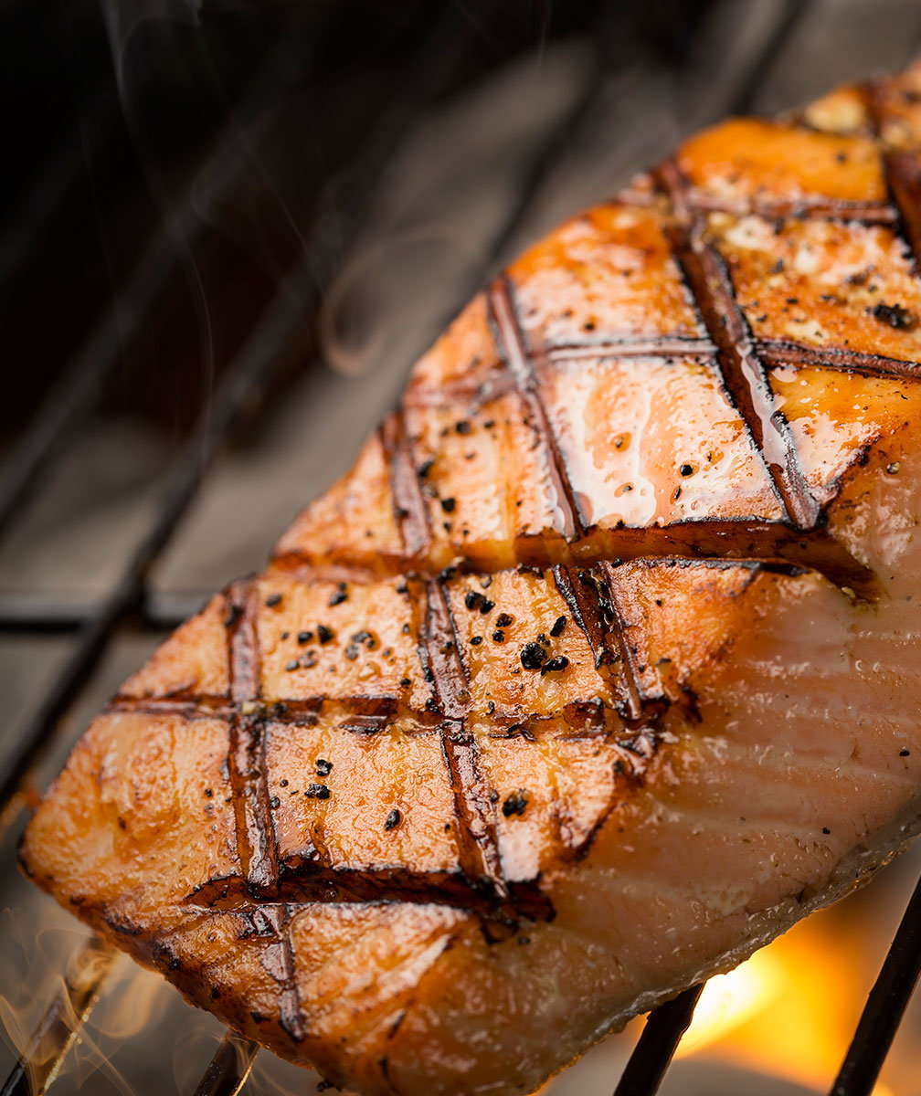 The Secret to Grilling Fish Without Having It Fall Apart