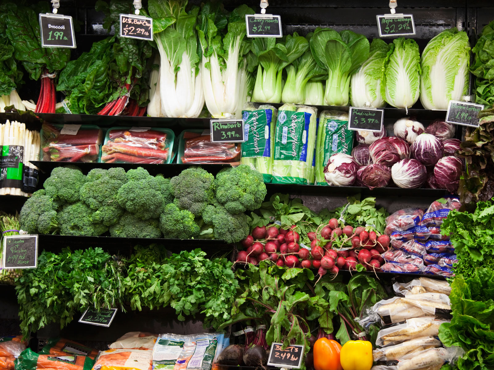 Wholesome Wave Releases Credit Card That Rewards Buying Fresh Produce