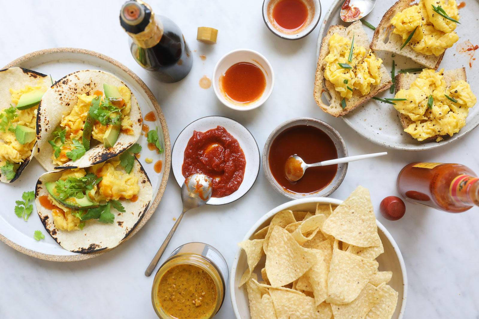 6 New Spicy Condiments to Use All Summer Long