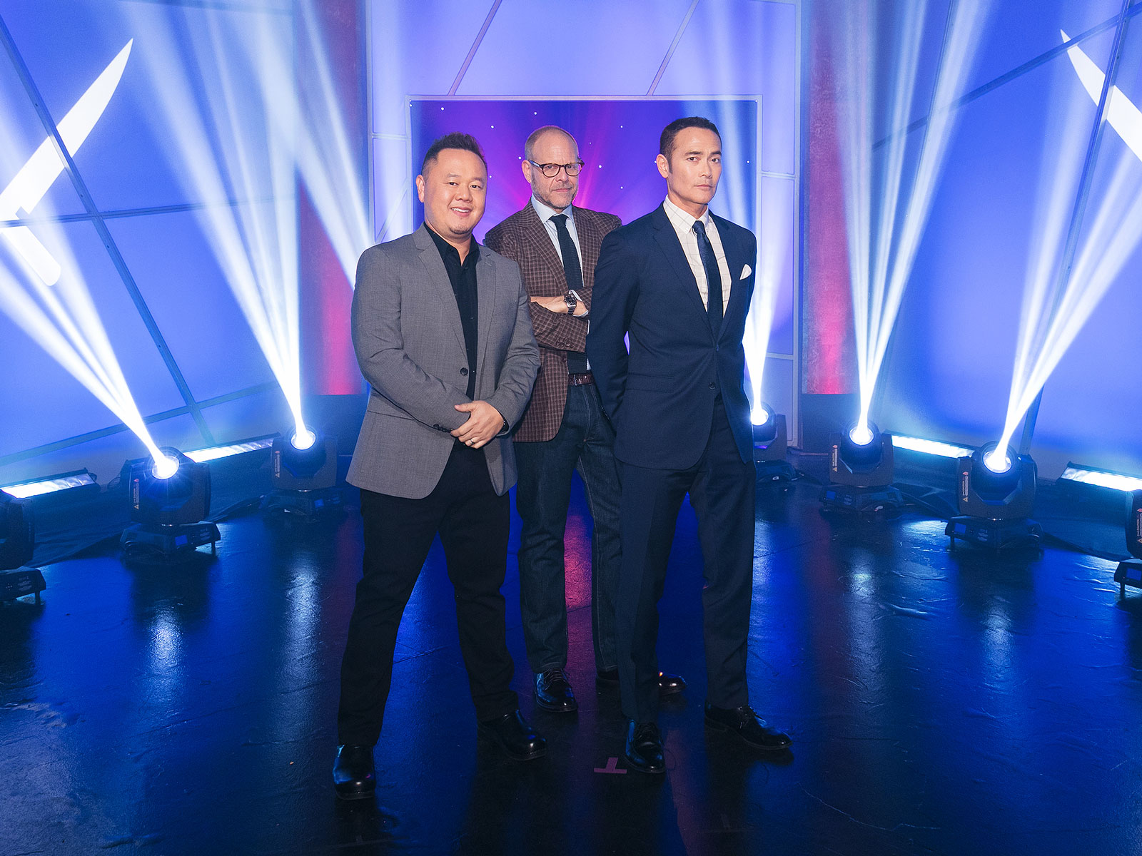 Iron Chef America is back! Venture Into Kitchen Stadium in this Exclusive Trailer