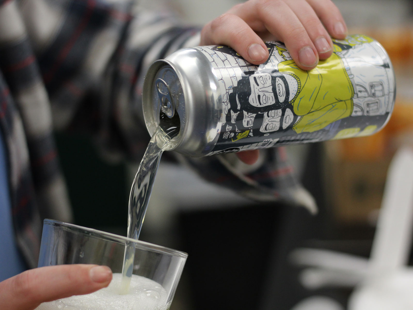 This 'Clear IPA' Wants to Be the Anti-Hazy Pale Ale