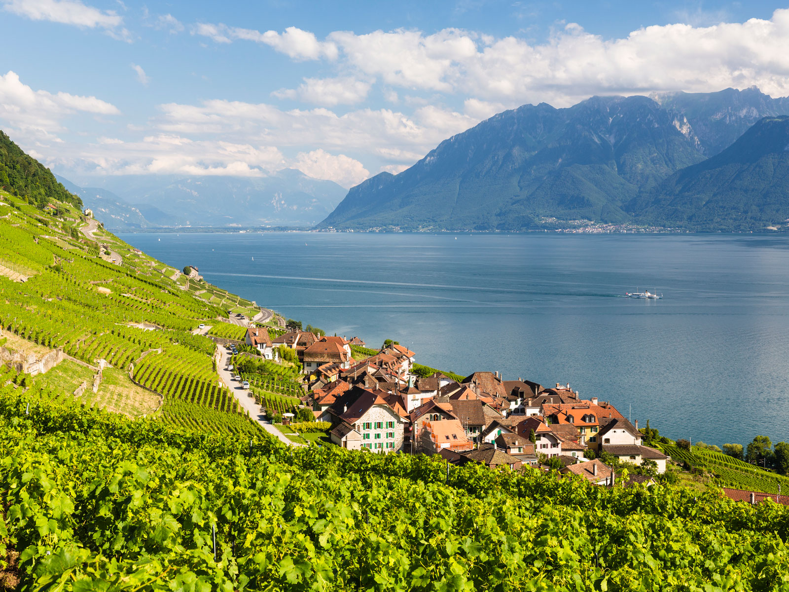 Where to Wine and Dine on Lake Geneva