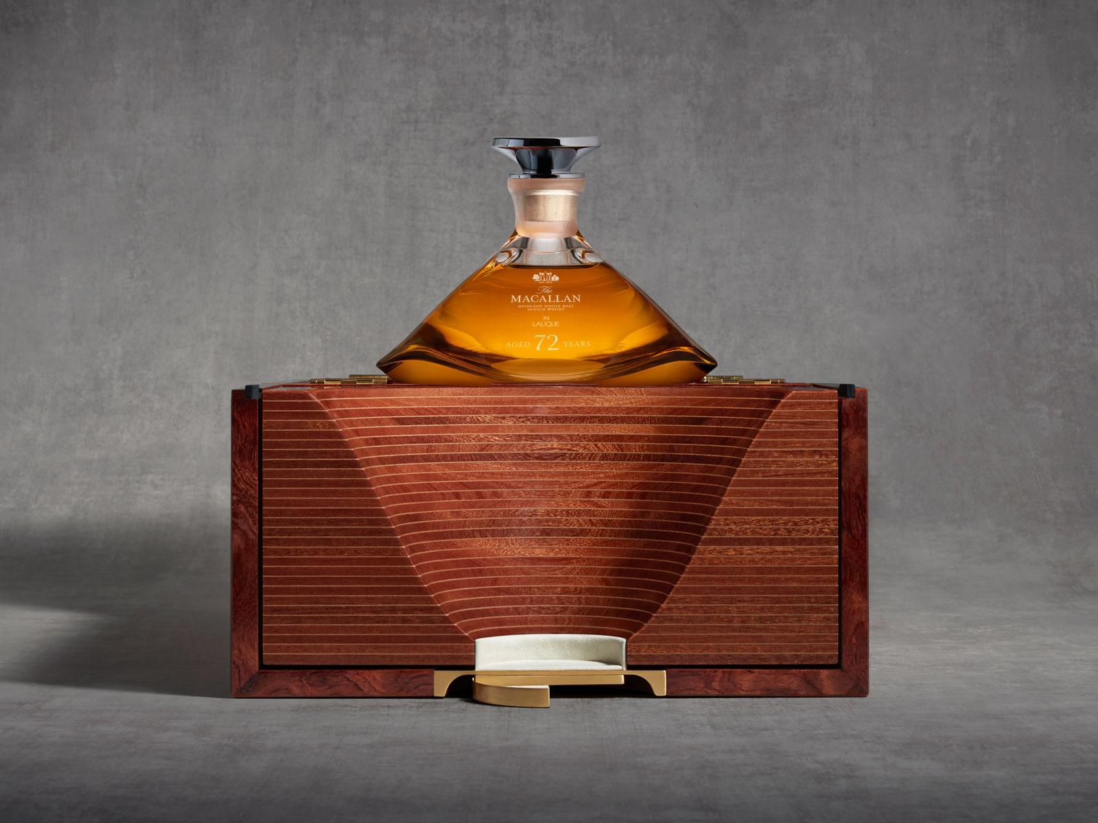 The Macallan Unveils Its Oldest Scotch Ever, Aged 72 Years