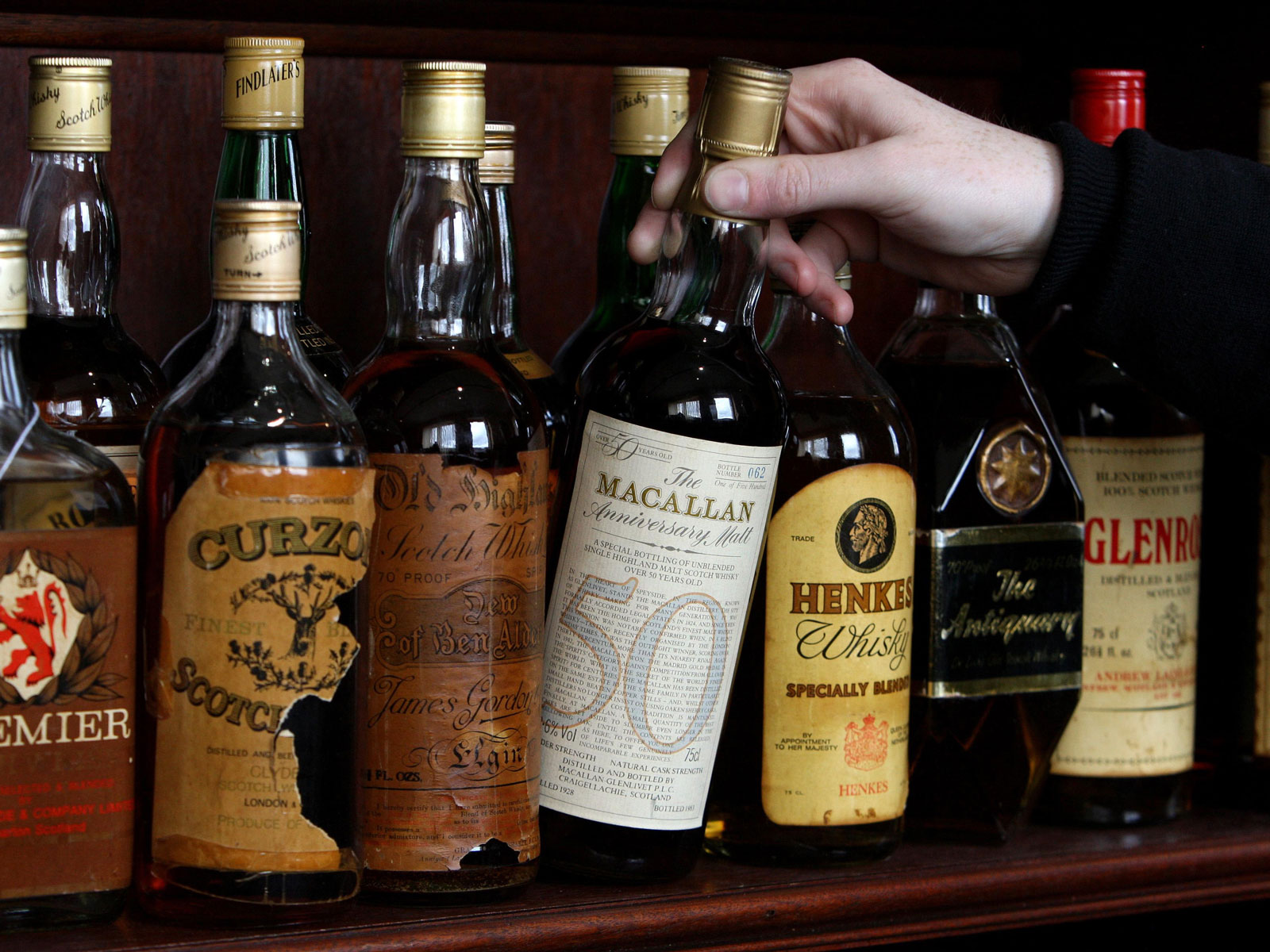 Why Scotch Whisky Auctions Are Breaking Records