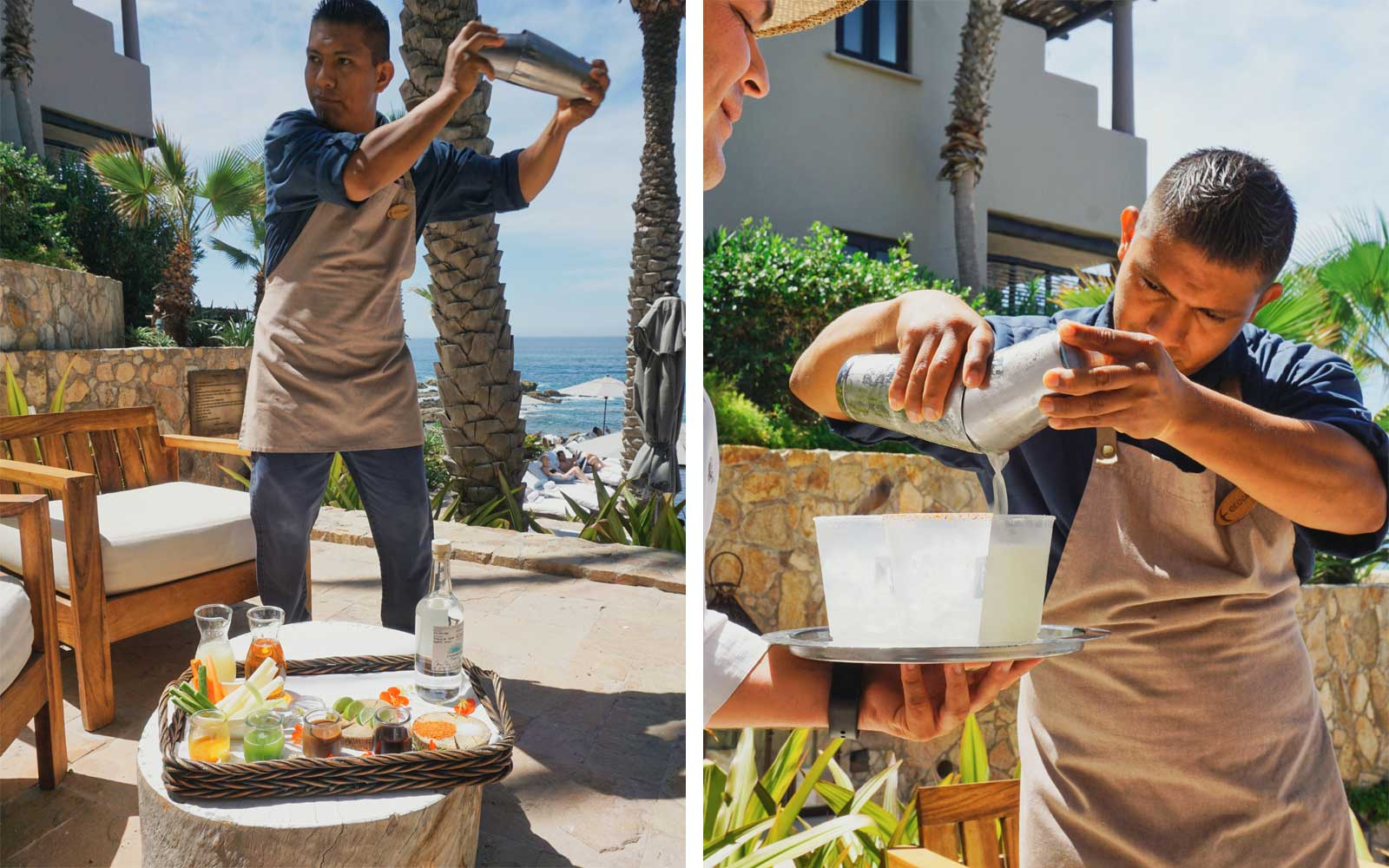 Mexico's Latest Luxury Hotel Perk Is a Personal Margarita Butler