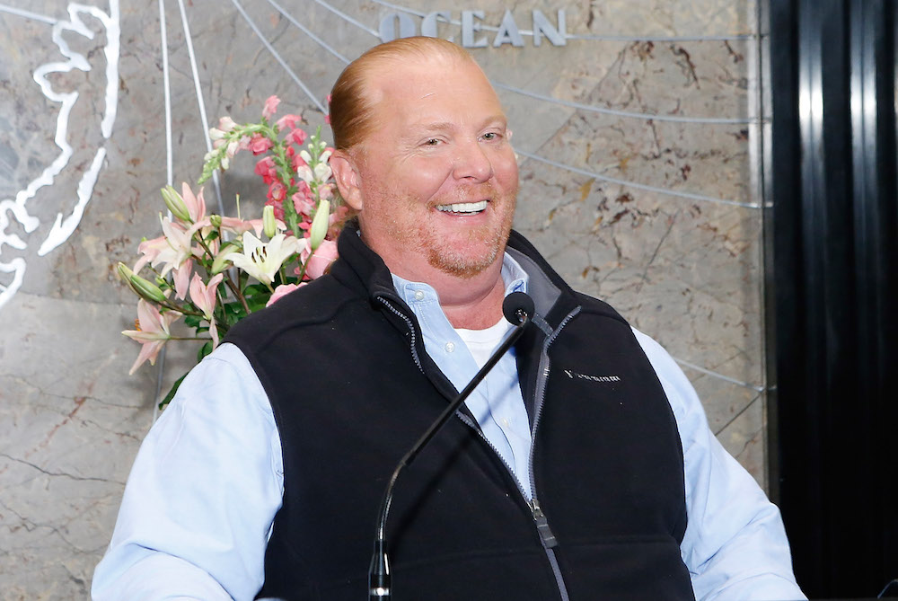 Mario Batali Investigated Over Claim He Drugged and Sexually Assaulted a Woman at Babbo