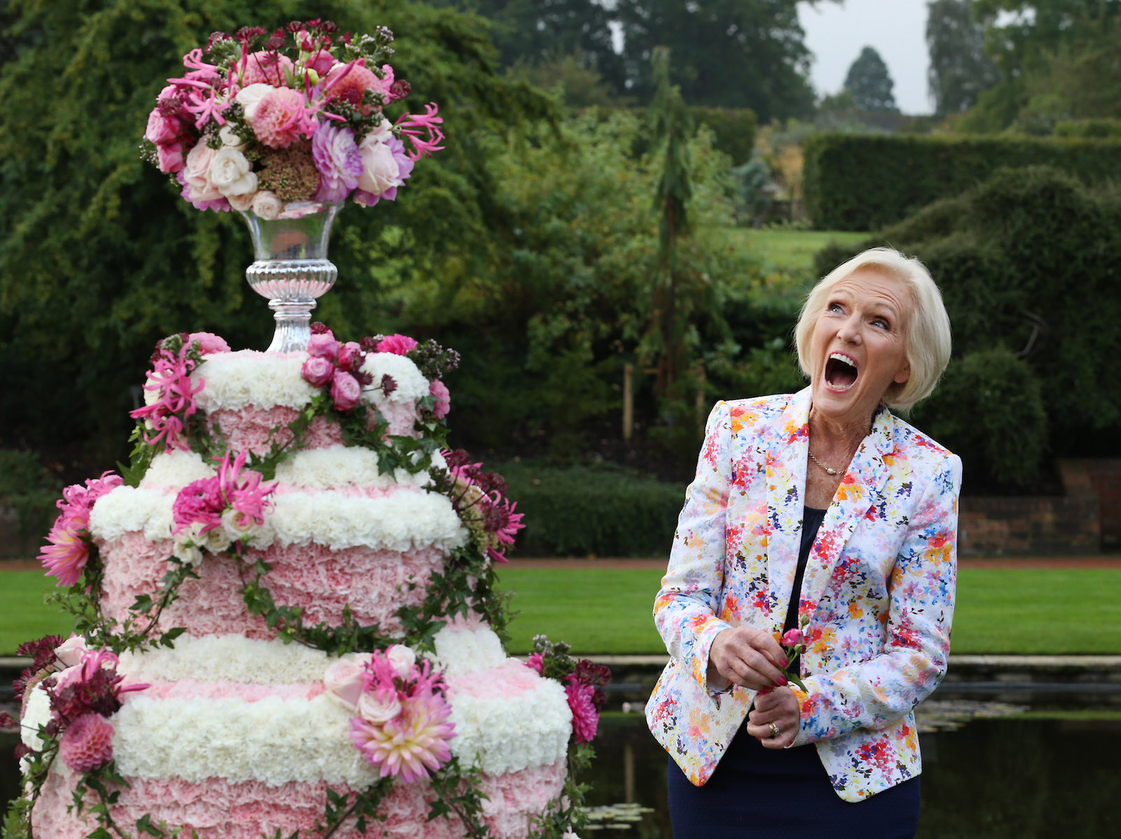 Why Mary Berry Is Back on 'The Great British Baking Show' in America
