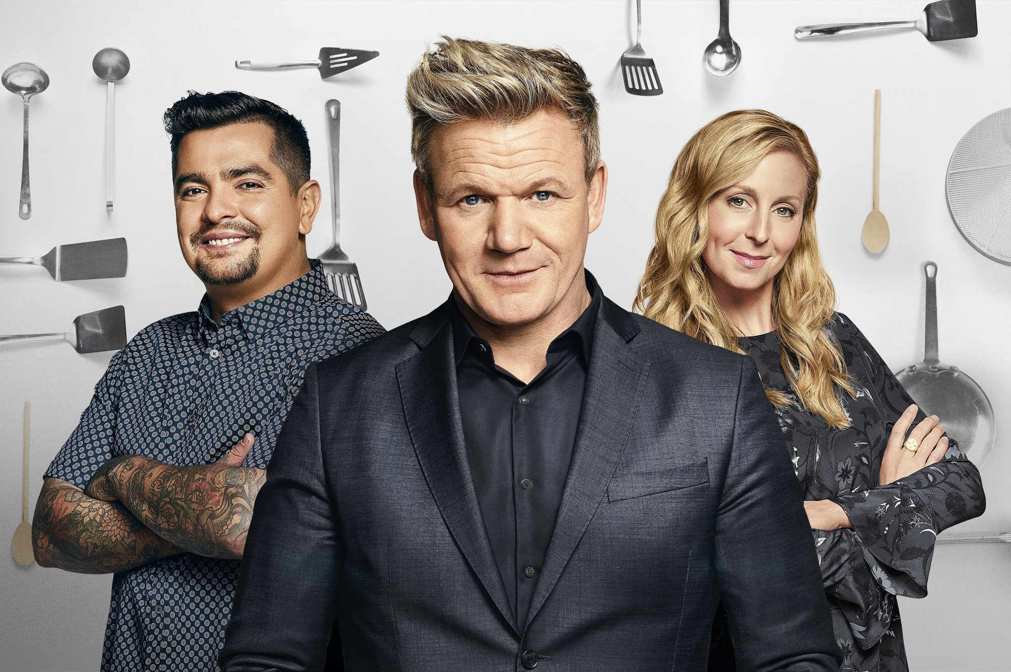What Gordon Ramsay Is Really Like on 'MasterChef'