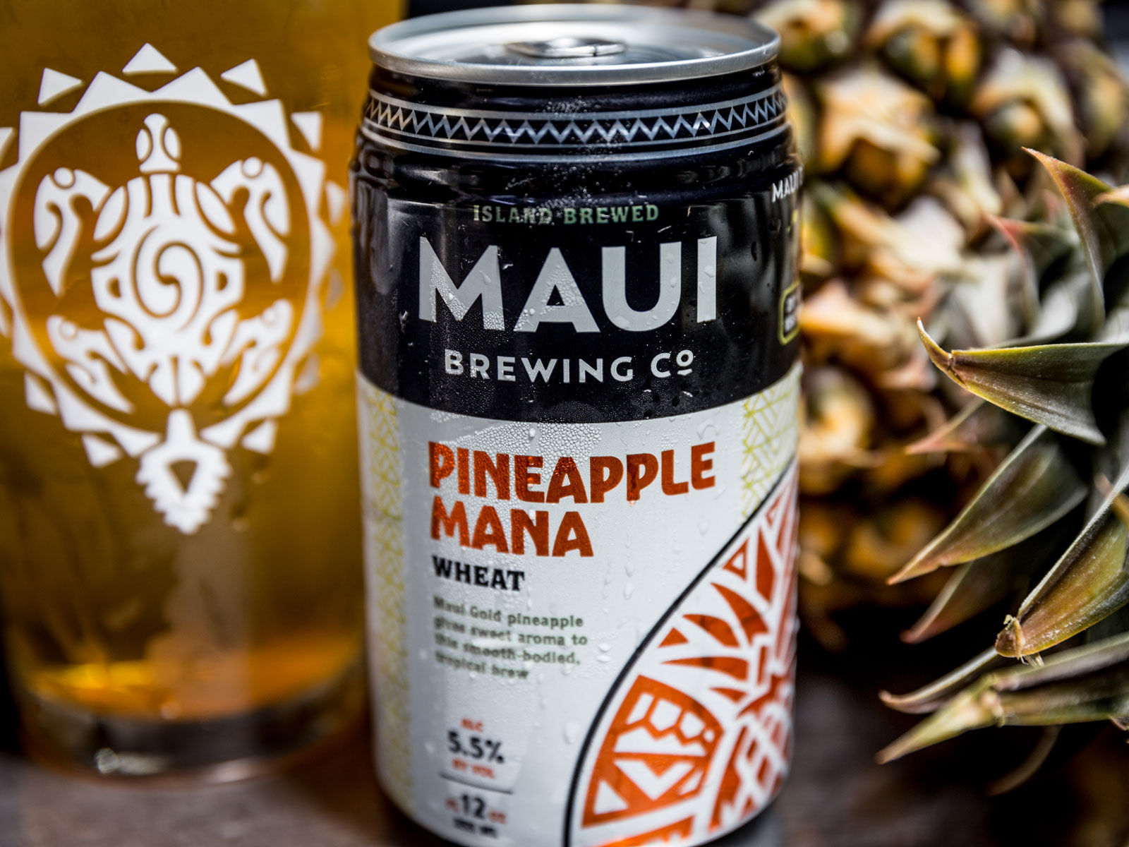 Maui Brewing Co. Pineapple Mana