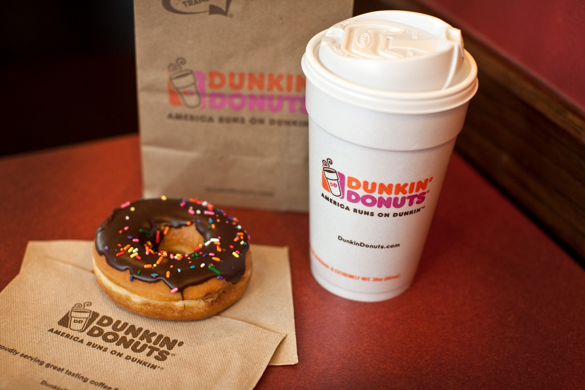 Dunkin' Donuts Retail Sales