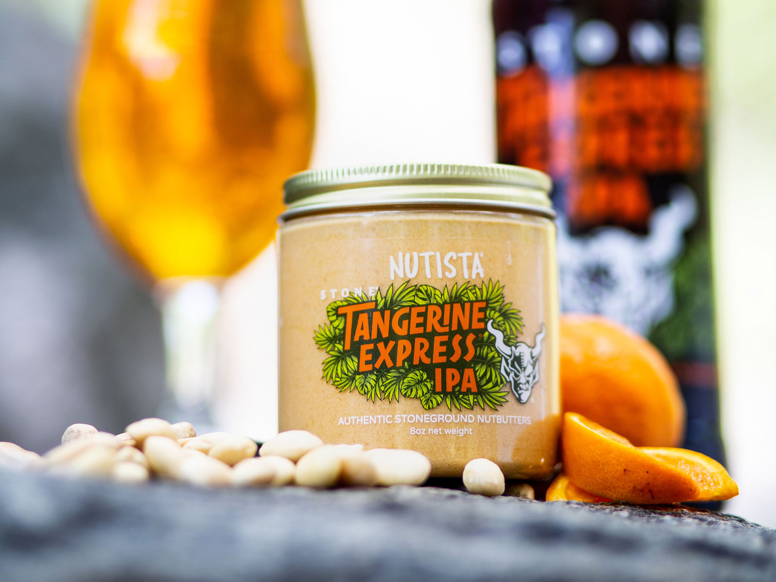 This IPA Nut Butter Is the Beer-Flavored Spread You've Been Waiting For
